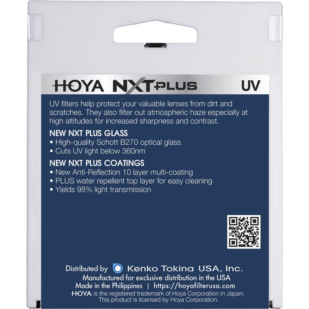 Hoya HMC UV Digital Slim Frame Multi-Coated Glass Filter,52mm