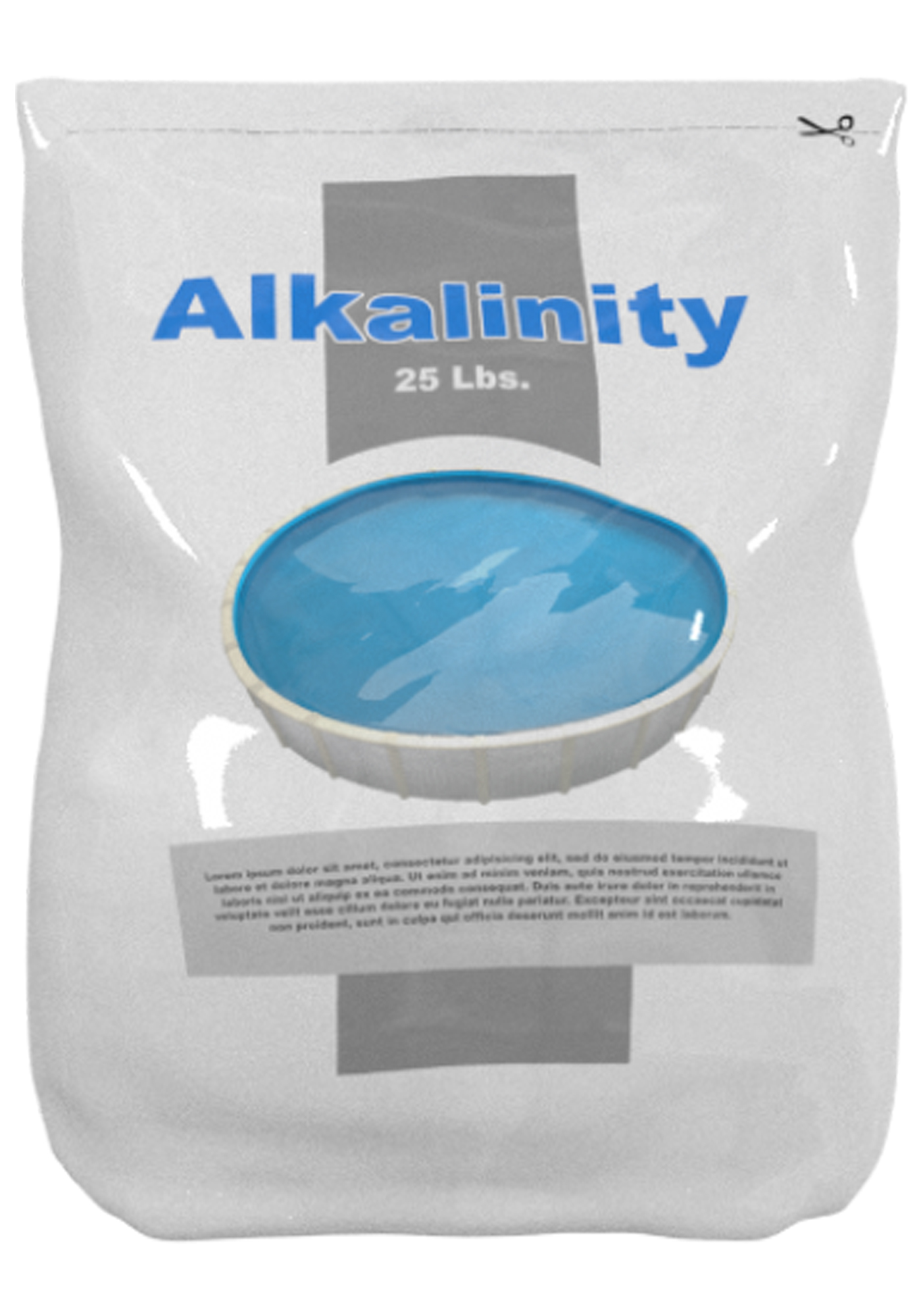 25 Lbs Swimming Pool Total Alkalinity Up Increaser Plus Sodium Bicarbonate Ebay