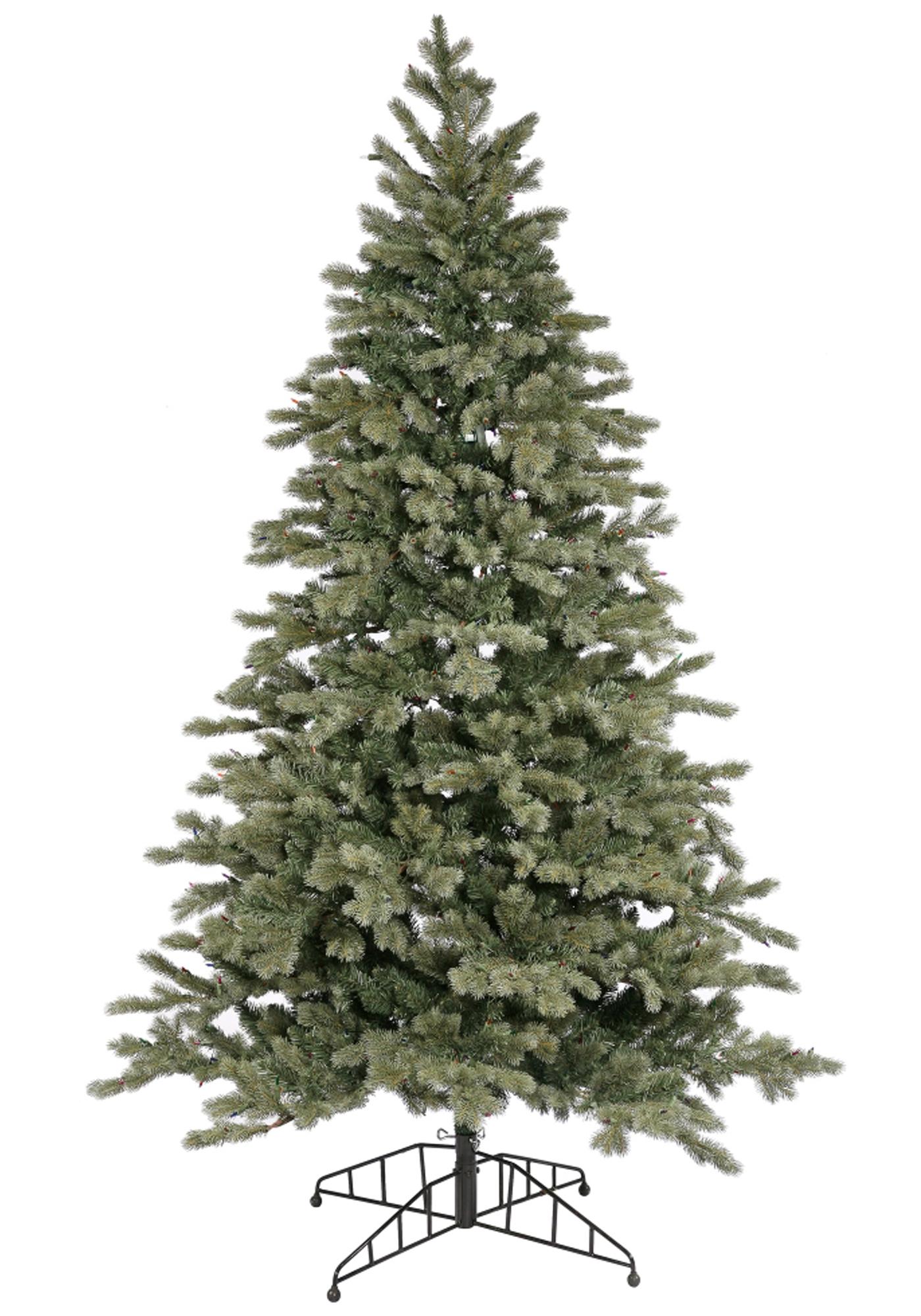 6 5 39 Ft X 47 Blue Balsam Fir Artificial Christmas Holiday