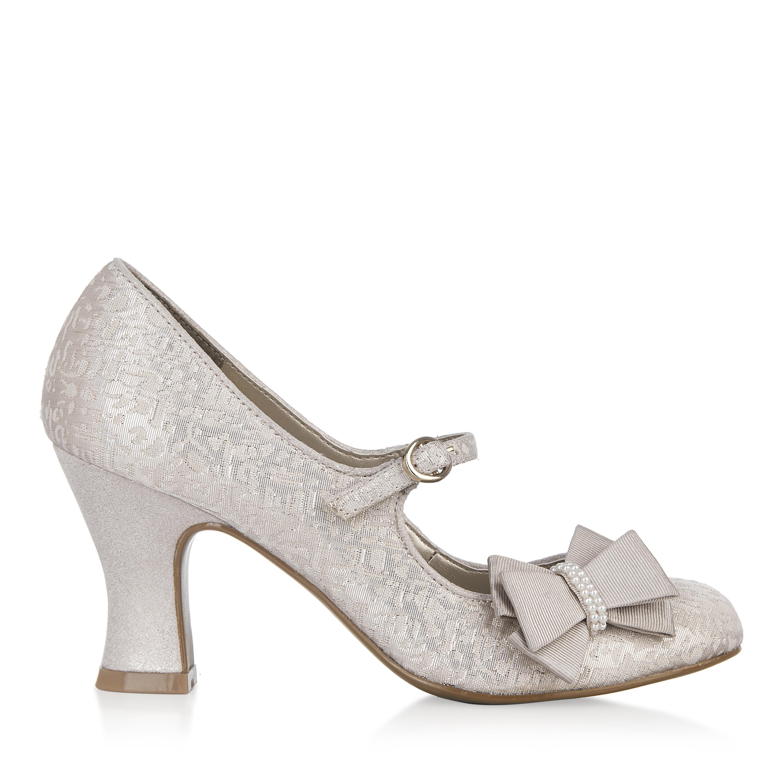Ruby Shoe Low Heel