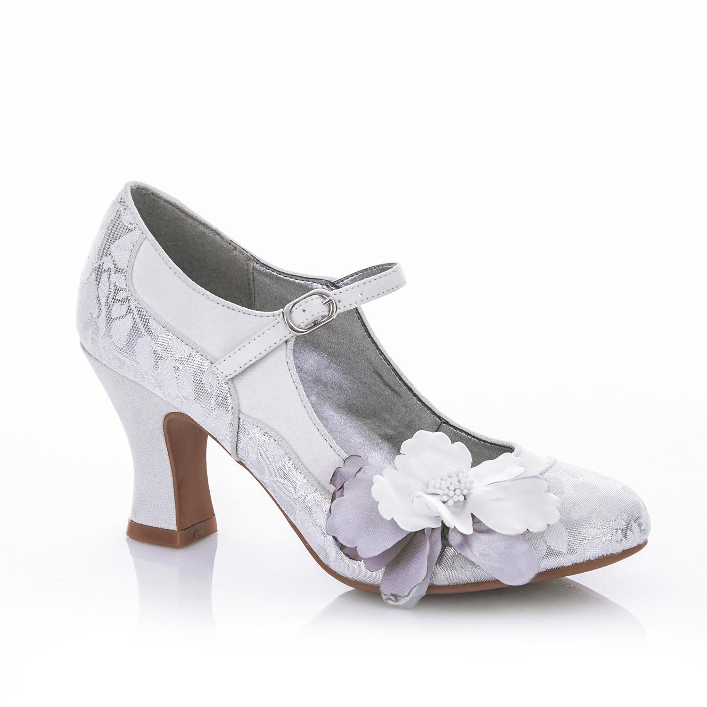 2f91086b Ruby Shoo Madelaine Mid Heels & Matching Bologna Bag UK 3-9 Bridal ...