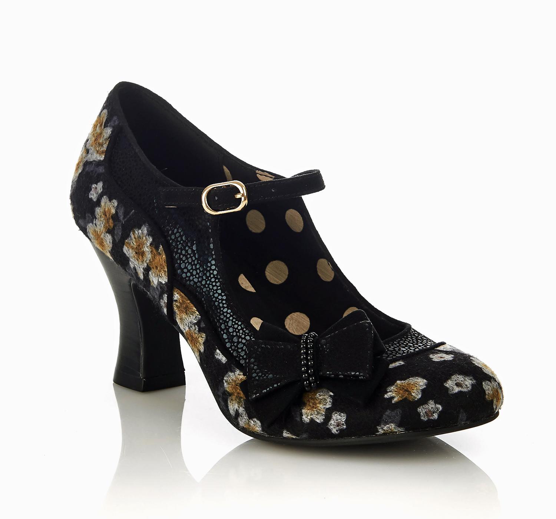 99bef595a7817 Ruby Shoo Camilla High Heel Mary Jane Shoes & Matching Casablanca ...