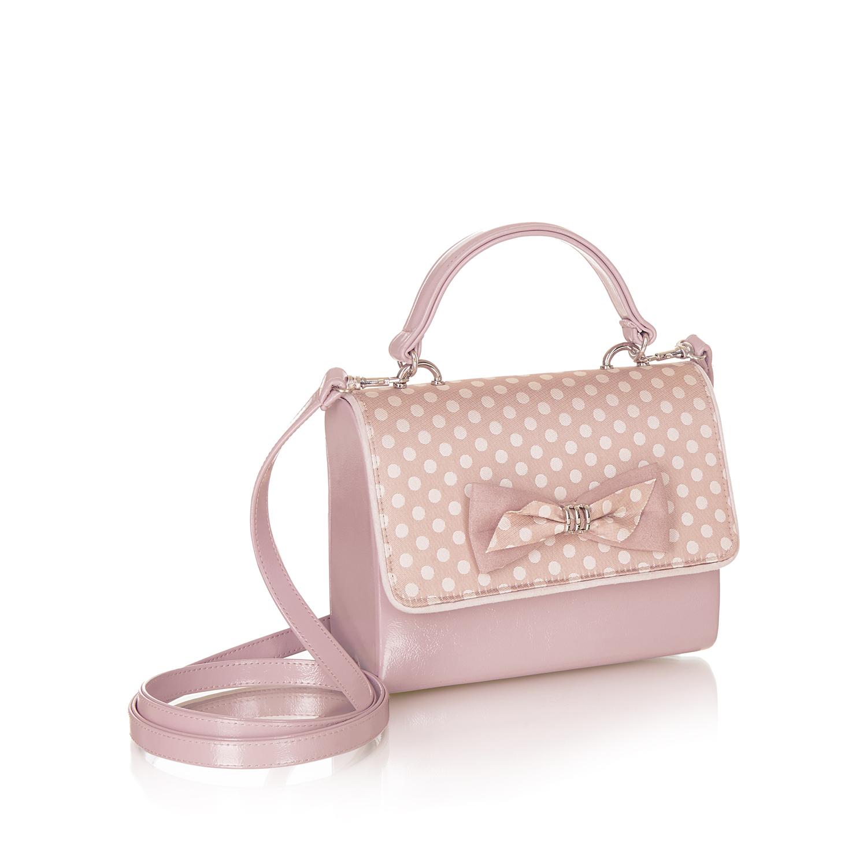 Box Bag Navy Ruby Shoo With Fuchsia navy New Bow Mink Mali Mink Cordelia lKFc1TJ