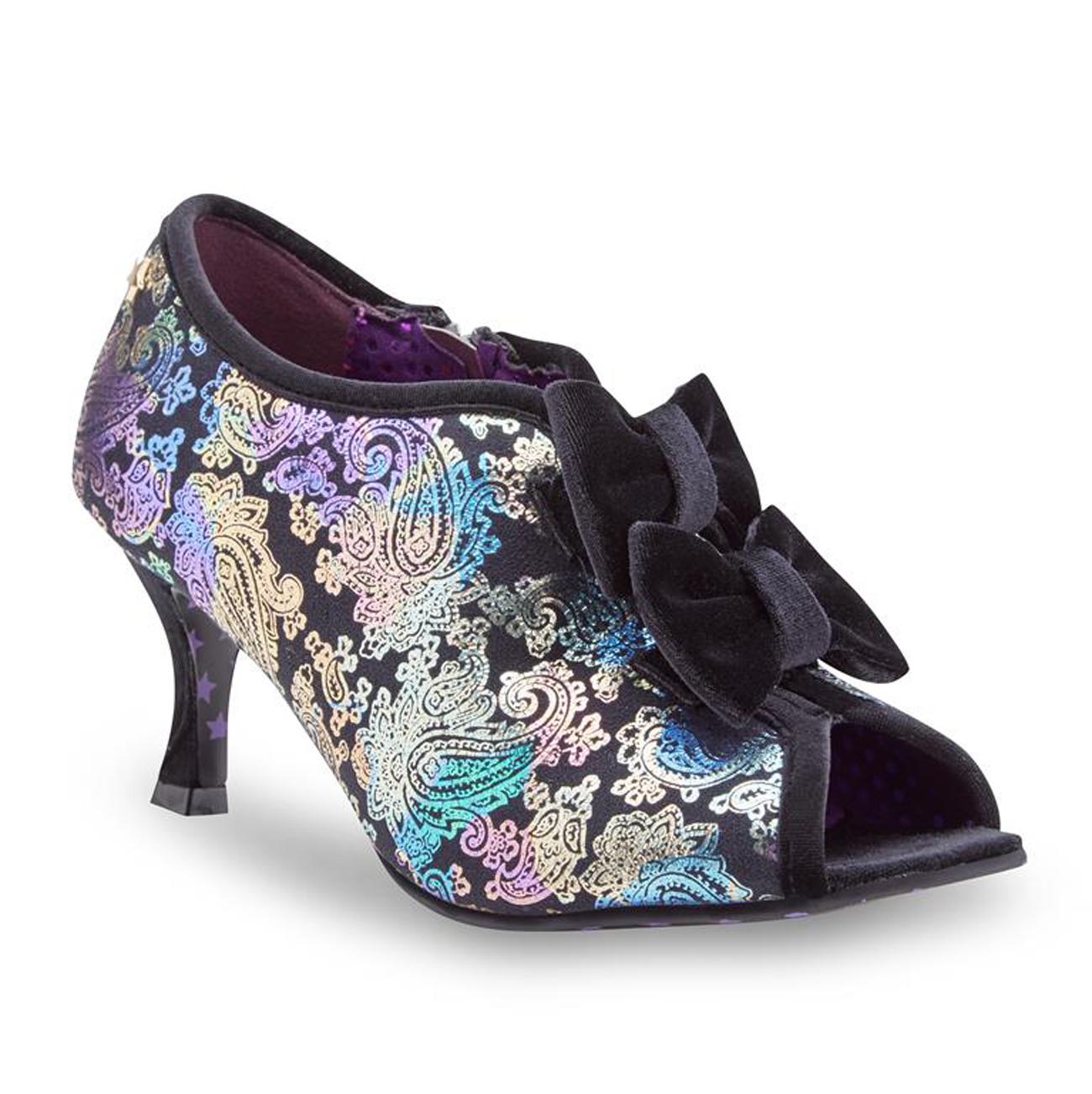 Joe Browns Couture Ladies Lace Bar Shoe Womens Party Shoes