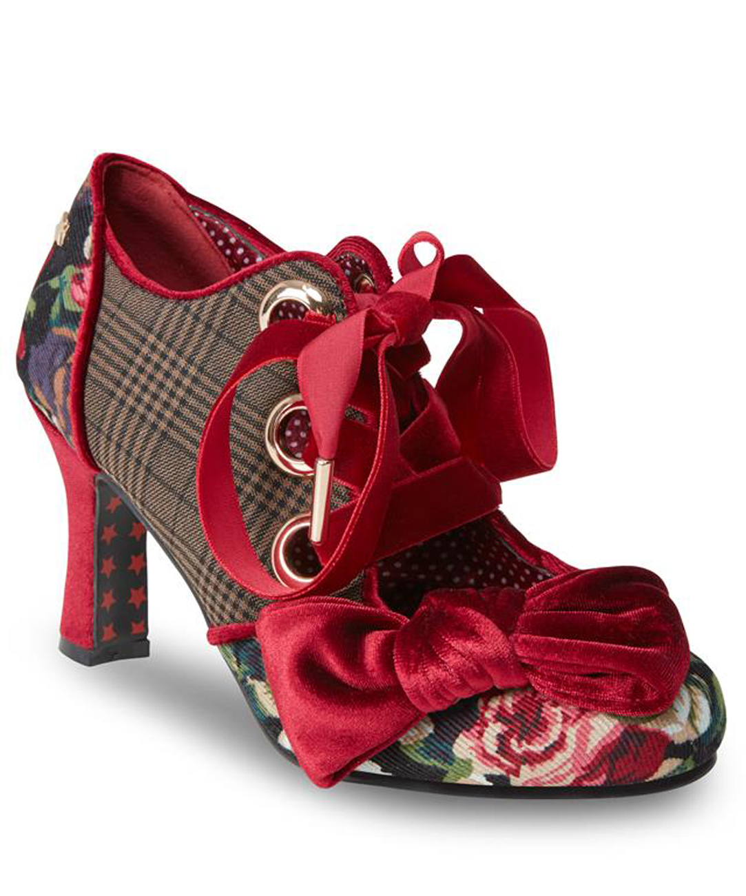Joe Browns Couture Ruby Lace Up Shoe