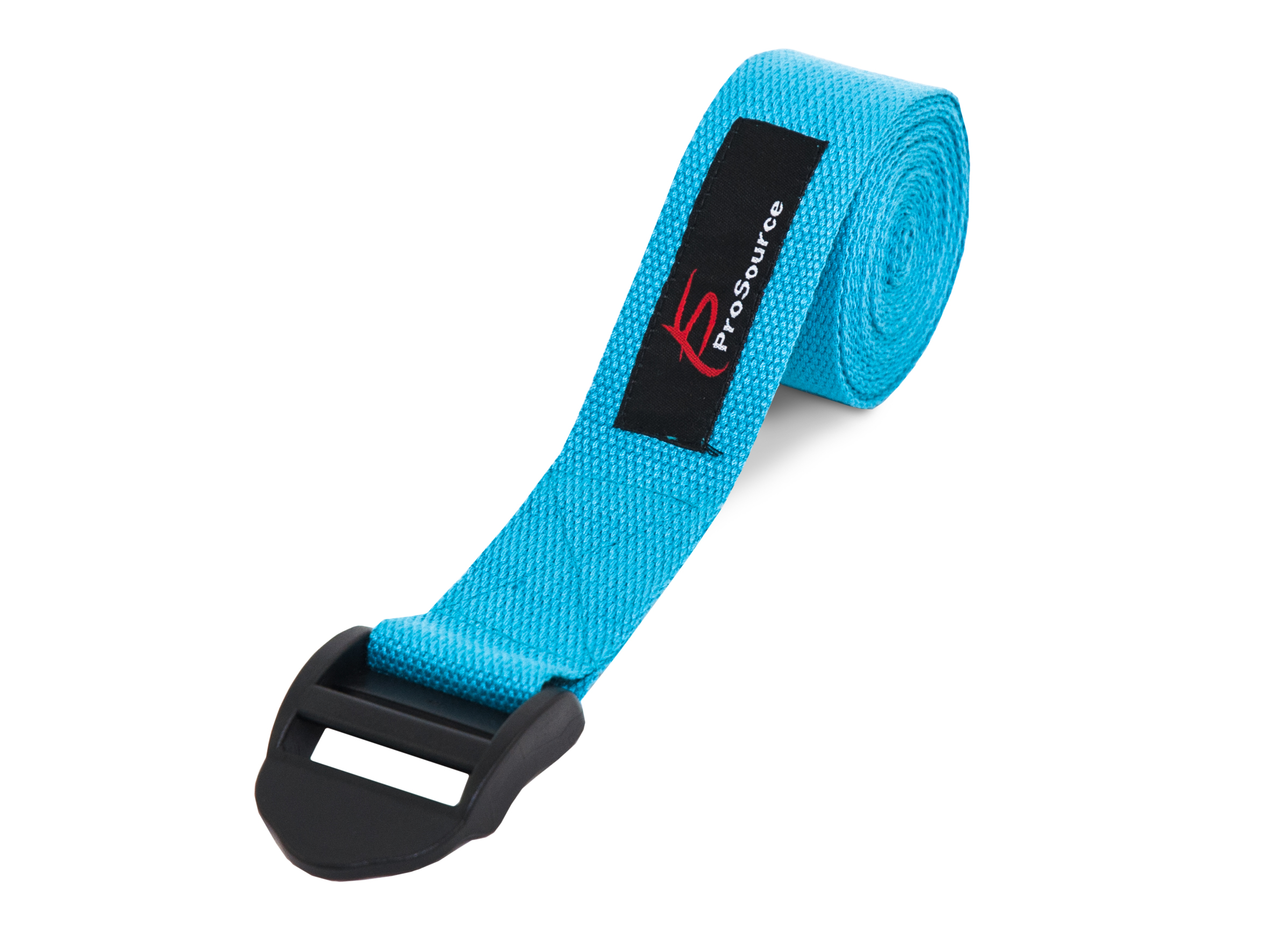 ProSource Yoga Strap Cinch Buckle Stretching Prop Belt Fitness ...
