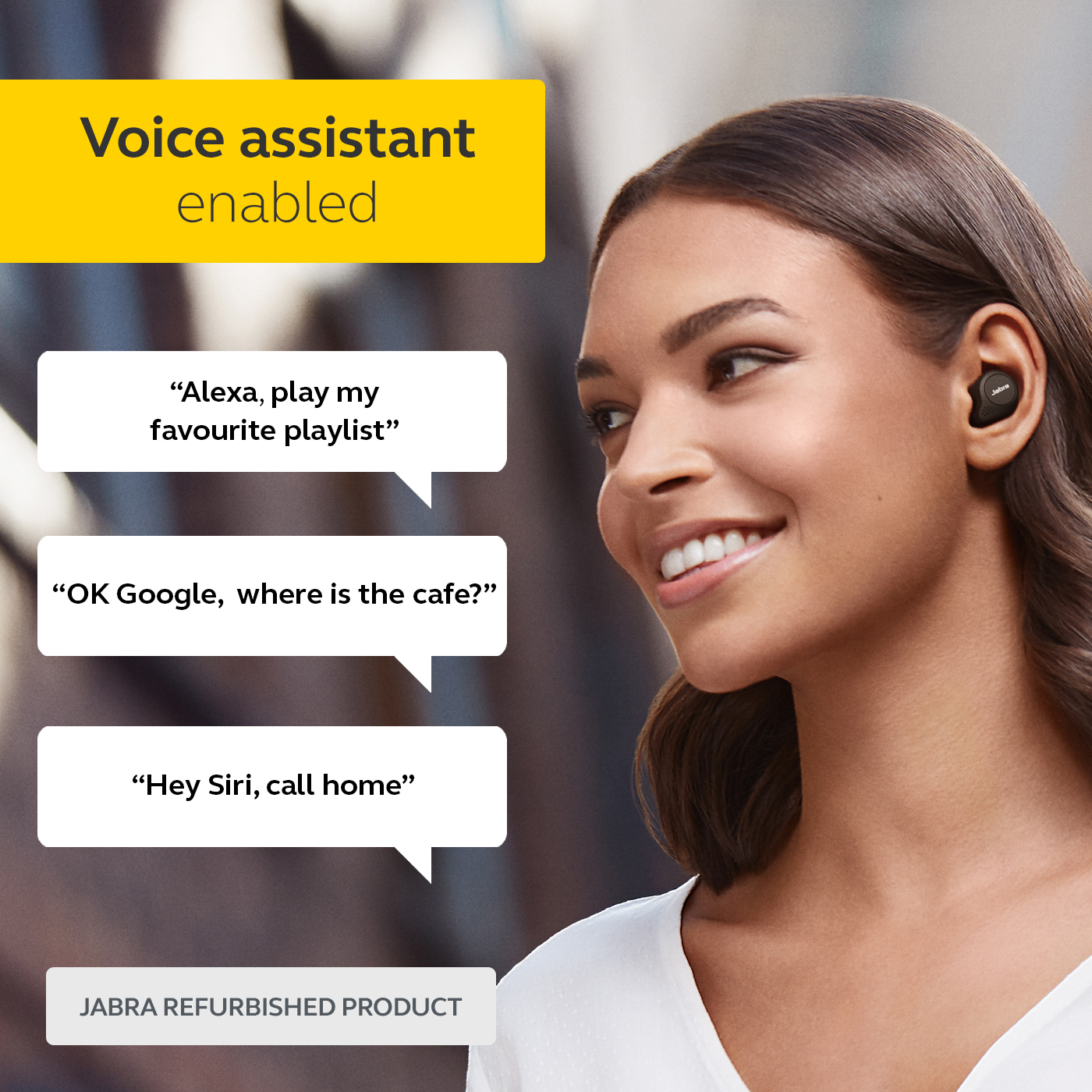 thumbnail 9 - Jabra-Elite-75t-Voice-Assistant-True-Wireless-earbuds-Certified-Refurbished