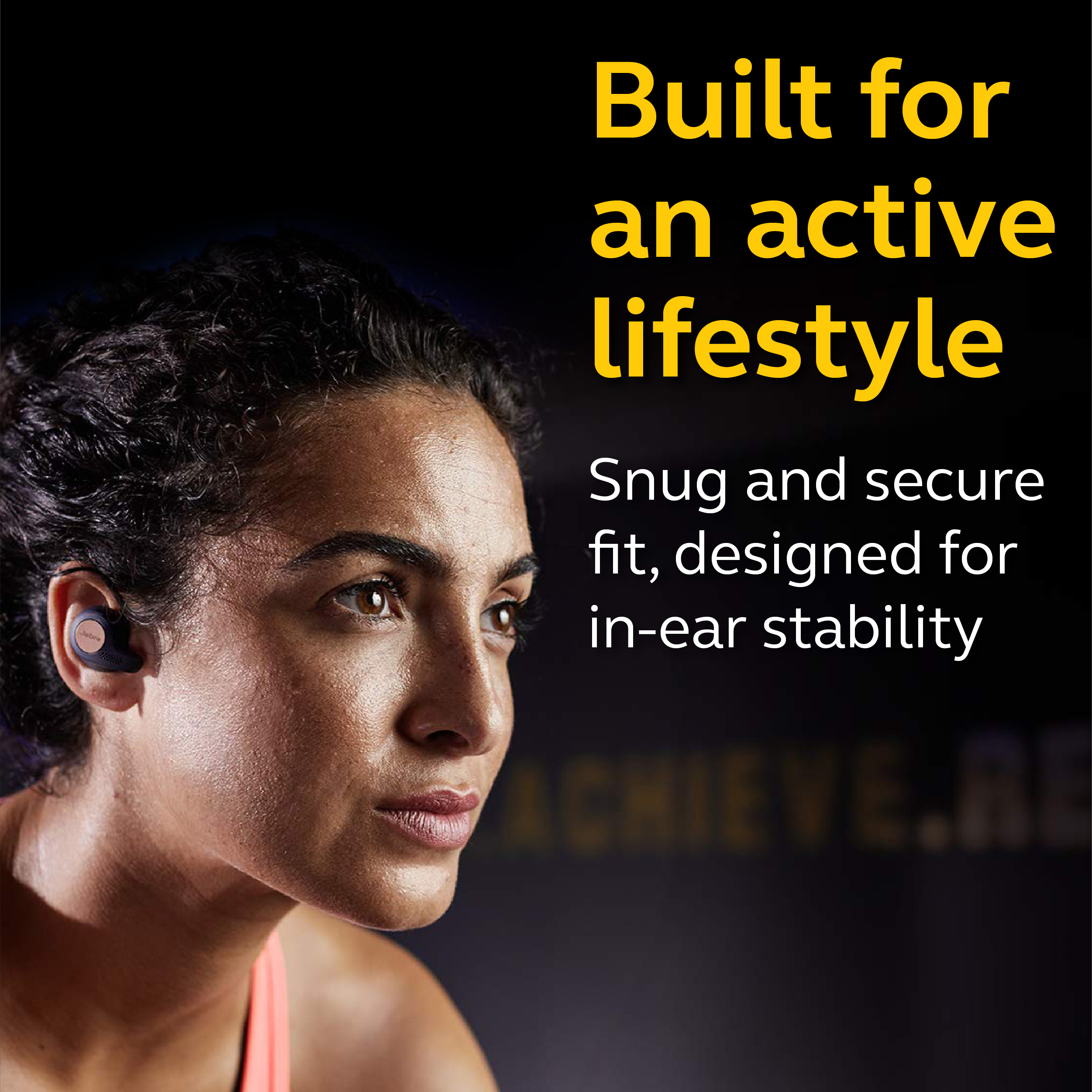 Jabra-Elite-Active-65t-Alexa-True-Wireless-Sport-Earbuds-with-Charging-Case-NEW thumbnail 8