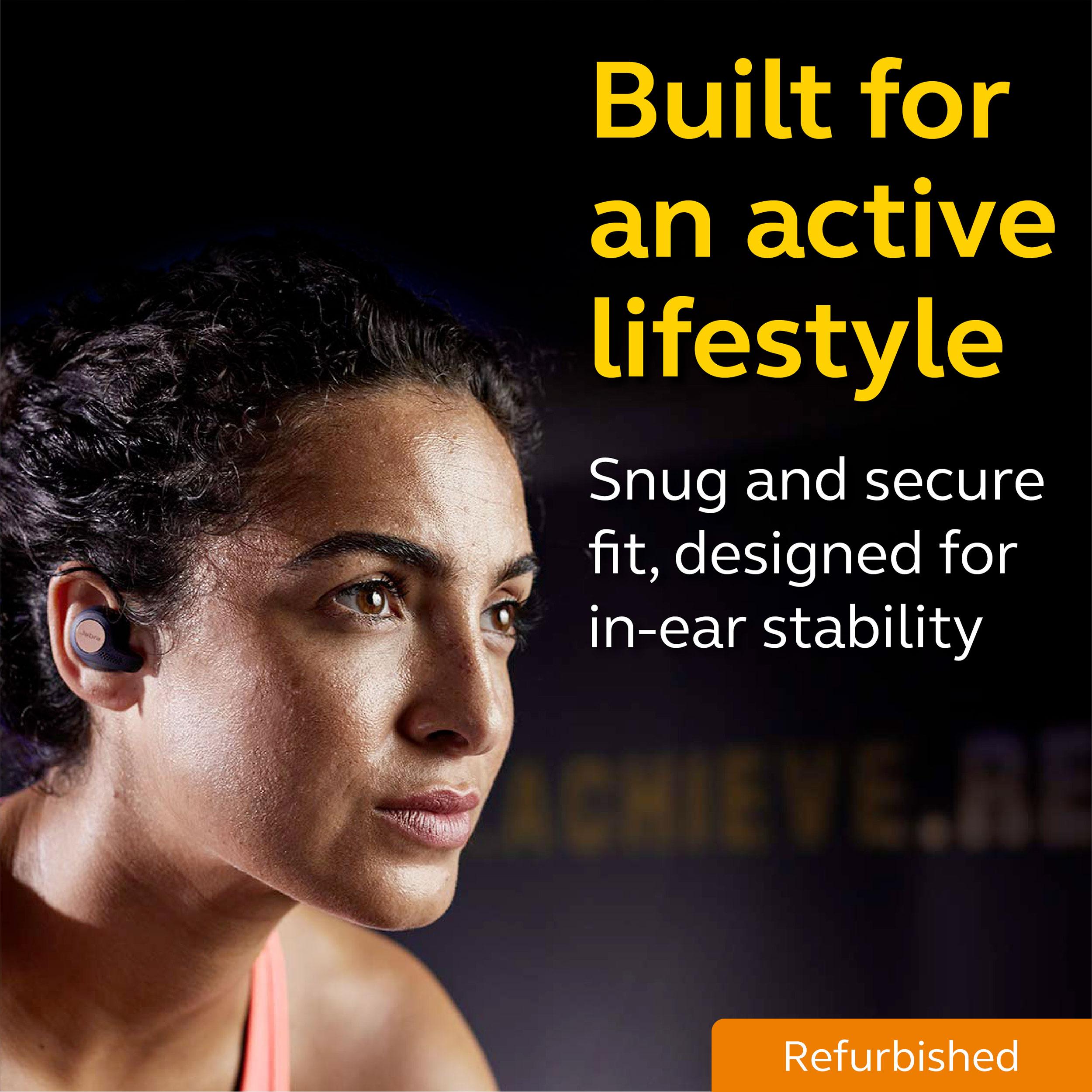 thumbnail 14 - Jabra Elite Active 65t True Wireless Earbuds (Certified Refurbished)