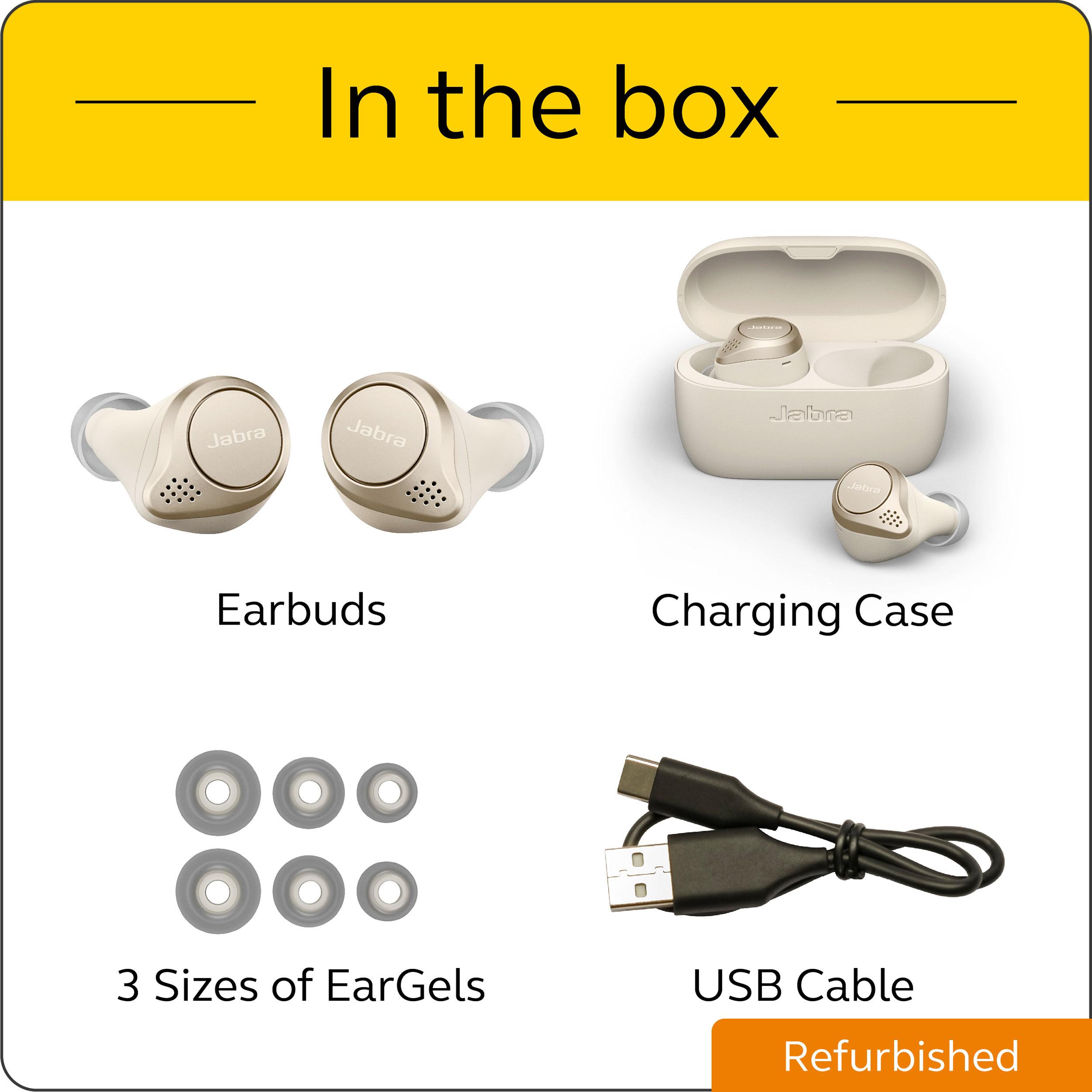 thumbnail 15 - Jabra-Elite-75t-Voice-Assistant-True-Wireless-earbuds-Certified-Refurbished