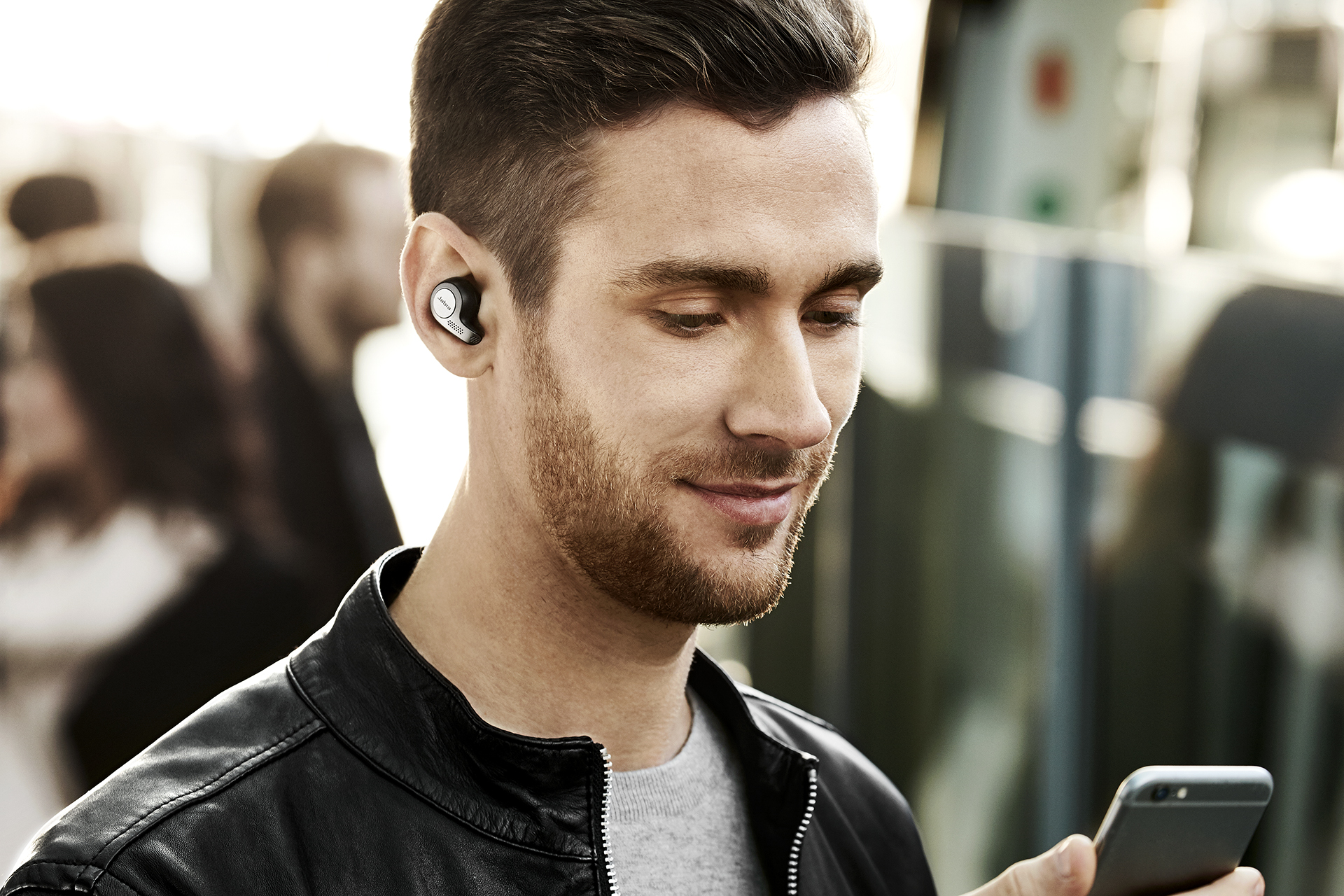 Jabra-Elite-65t-Alexa-Enabled-True-Wireless-Earbuds-with-Charging-Case-NEW thumbnail 5