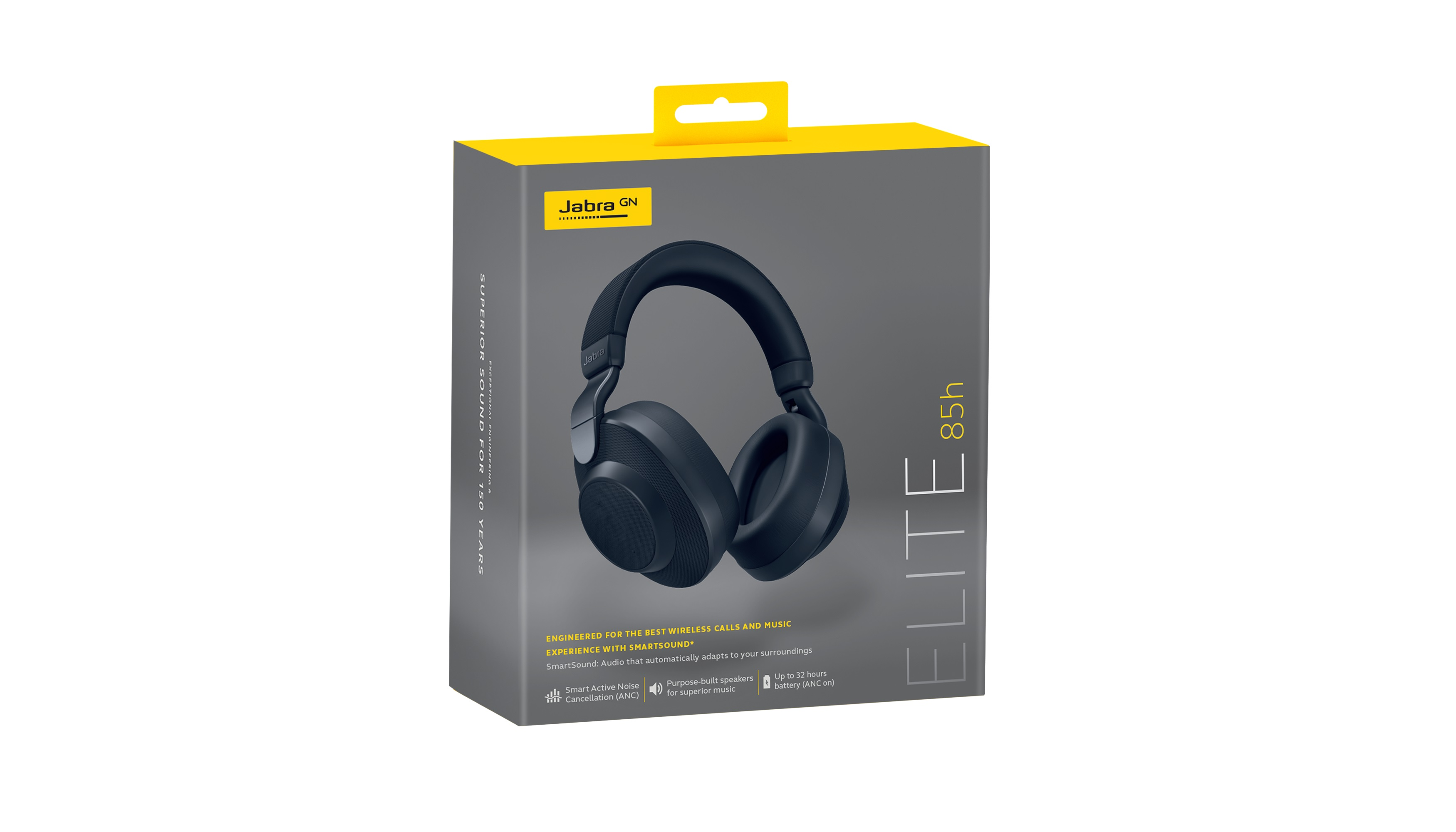 Jabra-Elite-85h-Wireless-Stereo-ANC-Headphones thumbnail 17