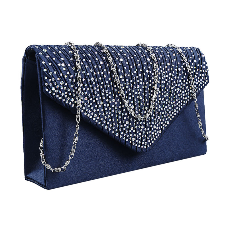 womens bags evening amp clutches c 1 3 womens evening satin diamante bridal prom 45869