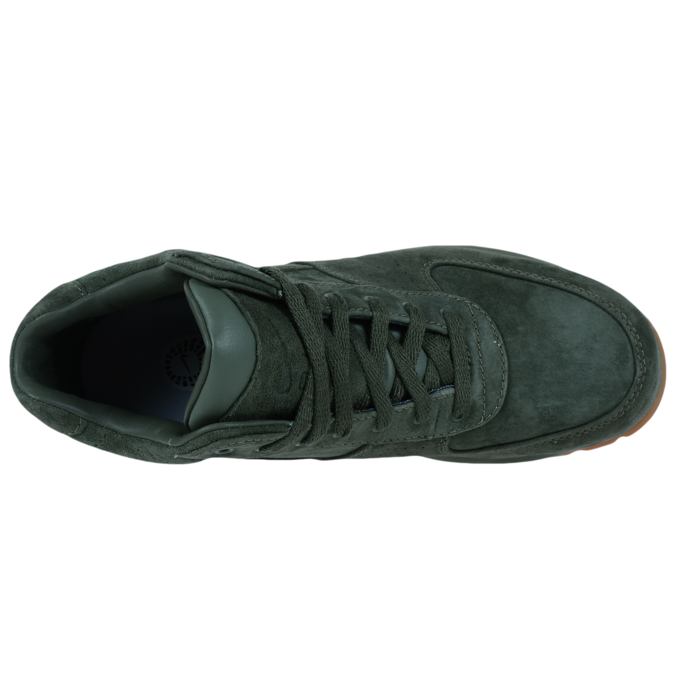 ... NIKE AIR MAX GOADOME 2013 SUEDE ACG BOOTS ARMY OLIVE ARMY OLIVE GUM  599474 300 ...