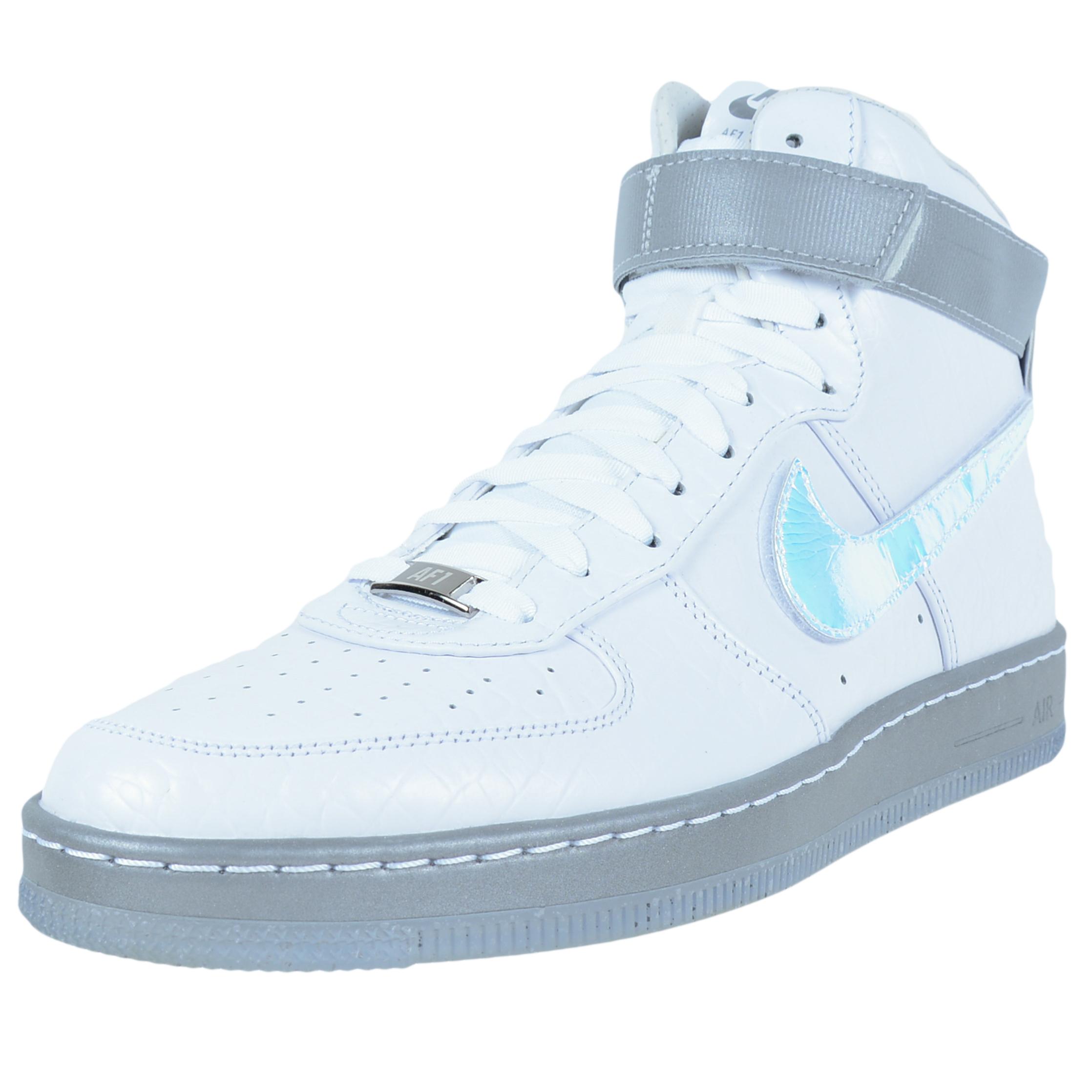 Panier Nike Wmns Air Force 1 07 Prm Qs Blanca