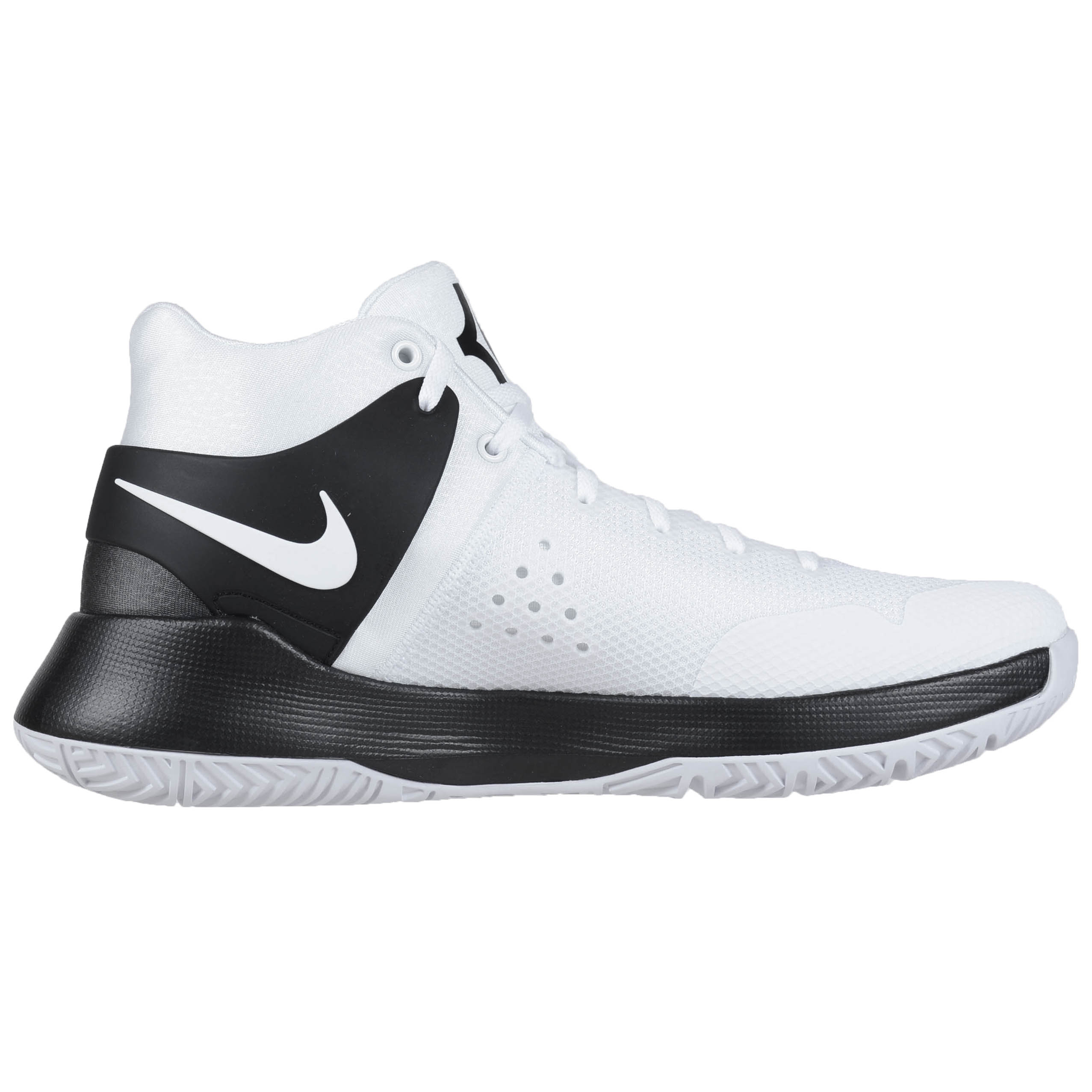 ... running shoes; nike kd trey 5 iv tb white black kevin durant mens  basketball 844590 100
