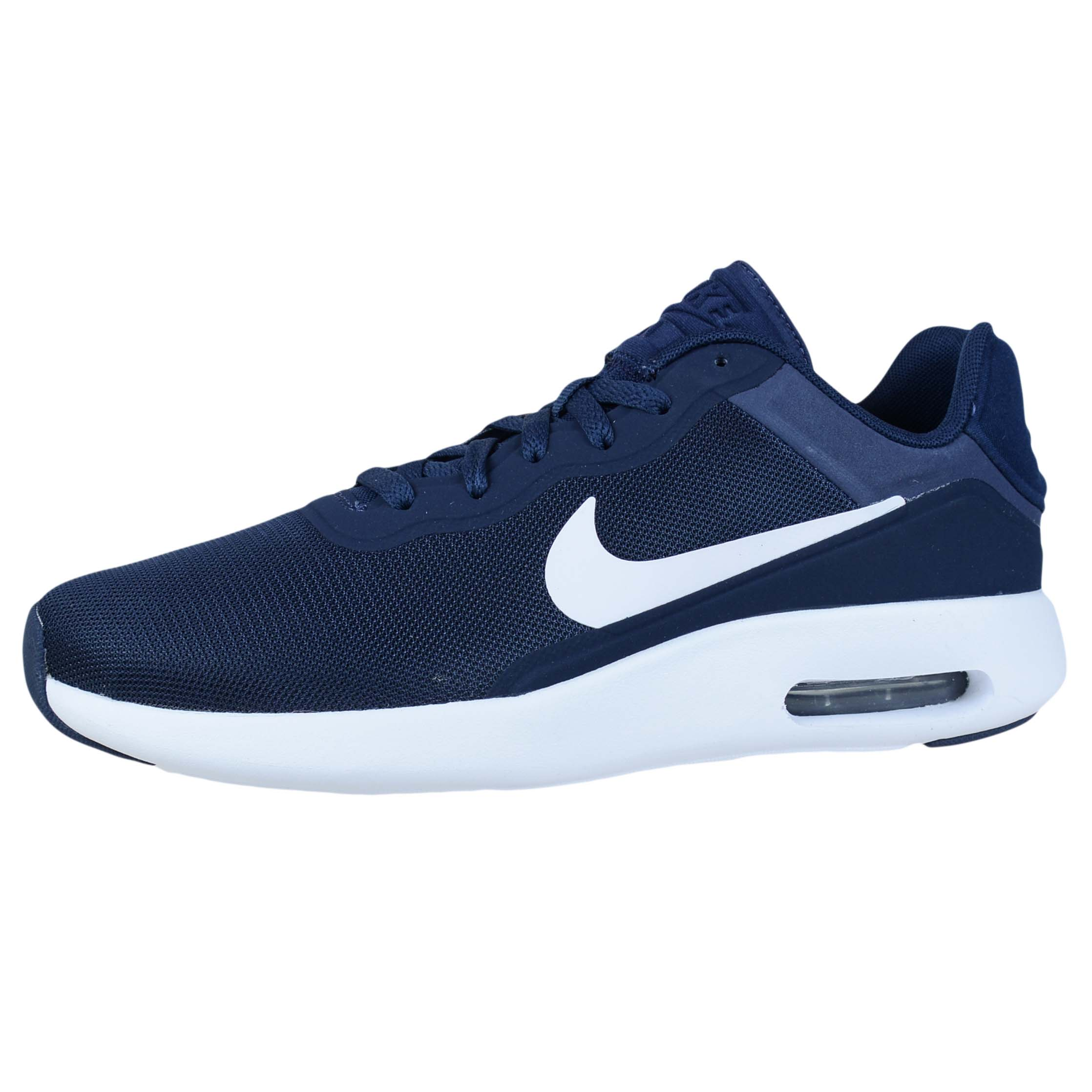 a4105ada8fc ... nike air max modern essential midnight navy white mens fashion shoe  844874 401