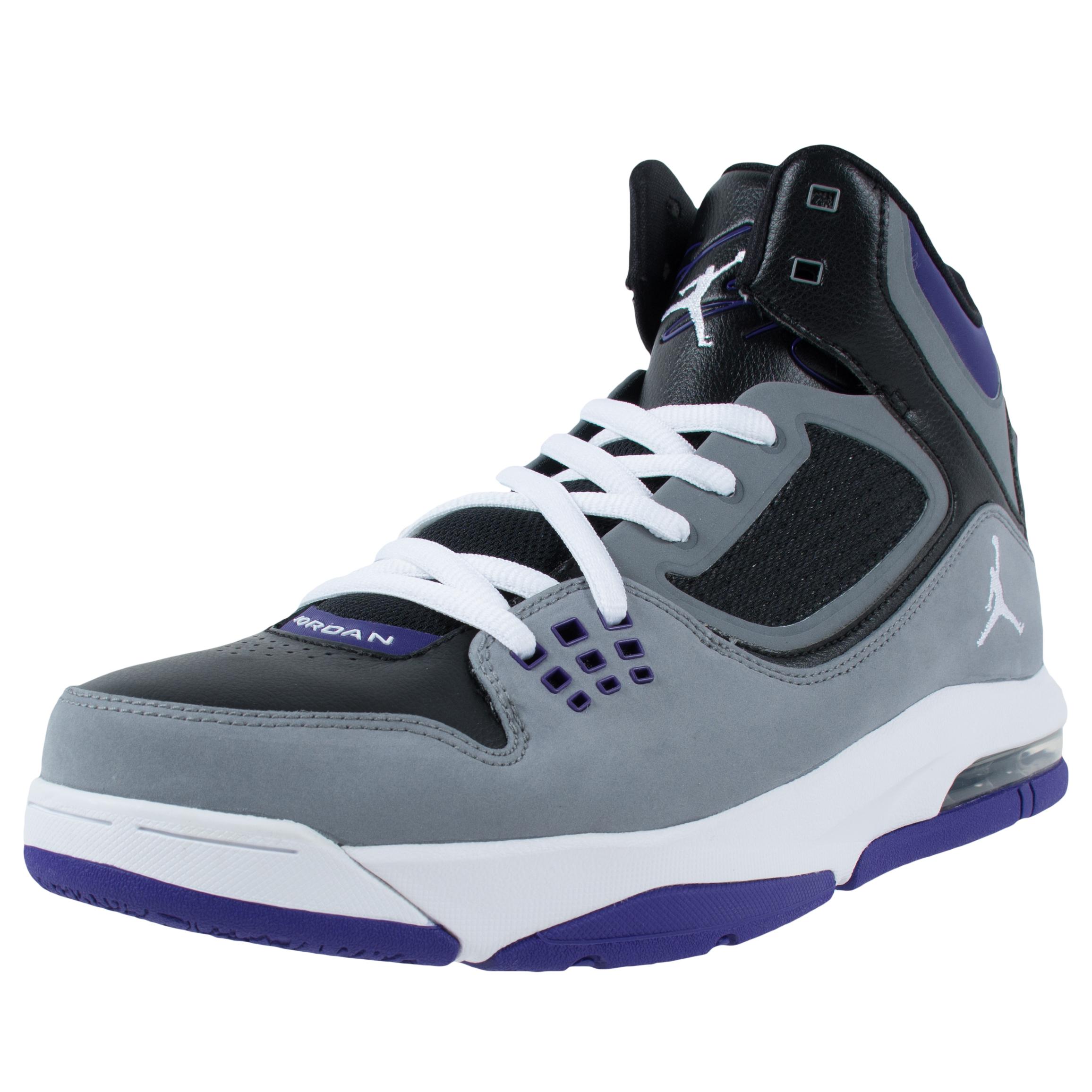 best sneakers e89d1 76983 mens jordan flight 23 purple