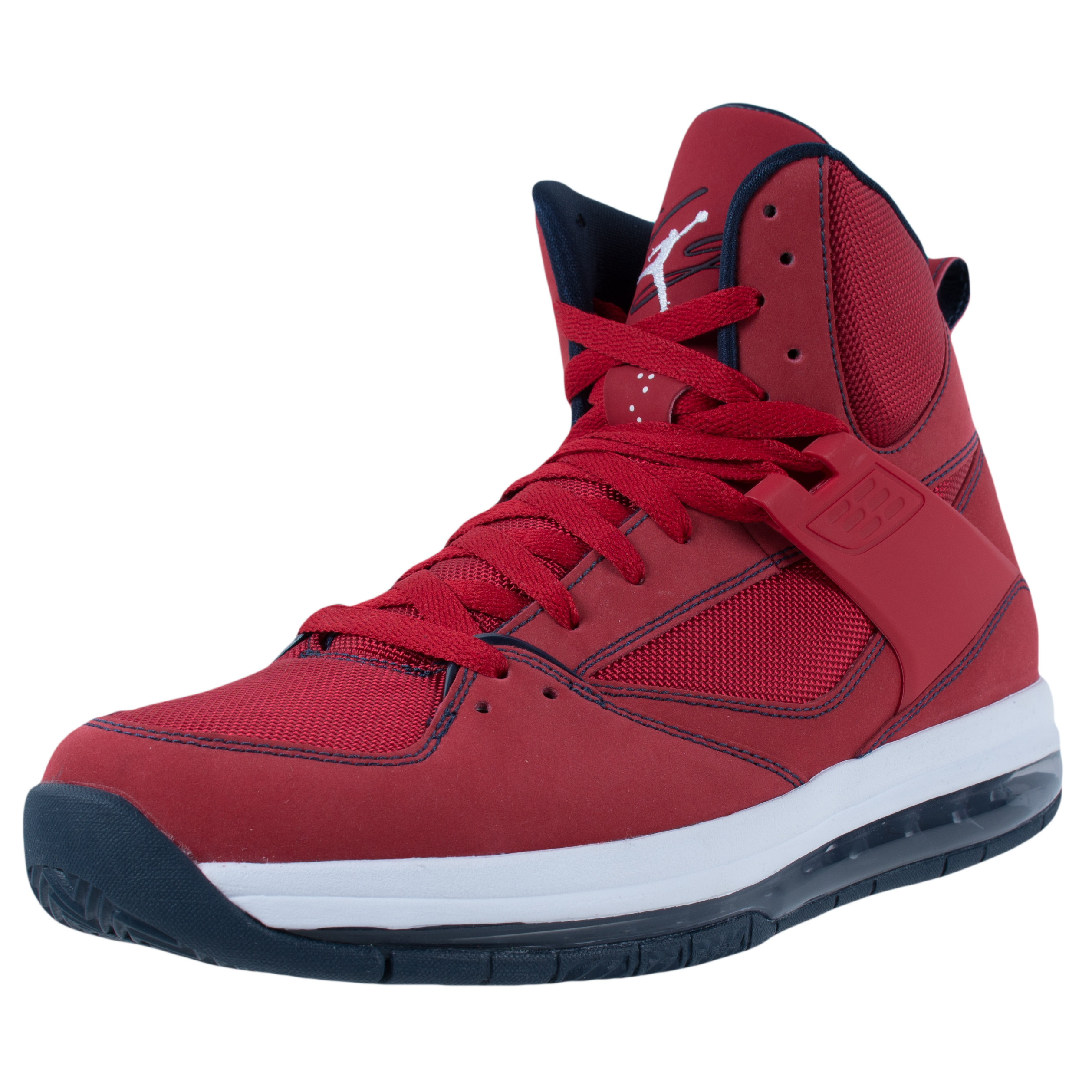 big sale 4f33f b04ca ... NIKE JORDAN FLIGHT 45 HIGH MAX CHRIS PAUL GYM RED OBSIDIAN WHITE 524866  601 Nike Air Jordan Flight 97 Black Wolf Grey ...