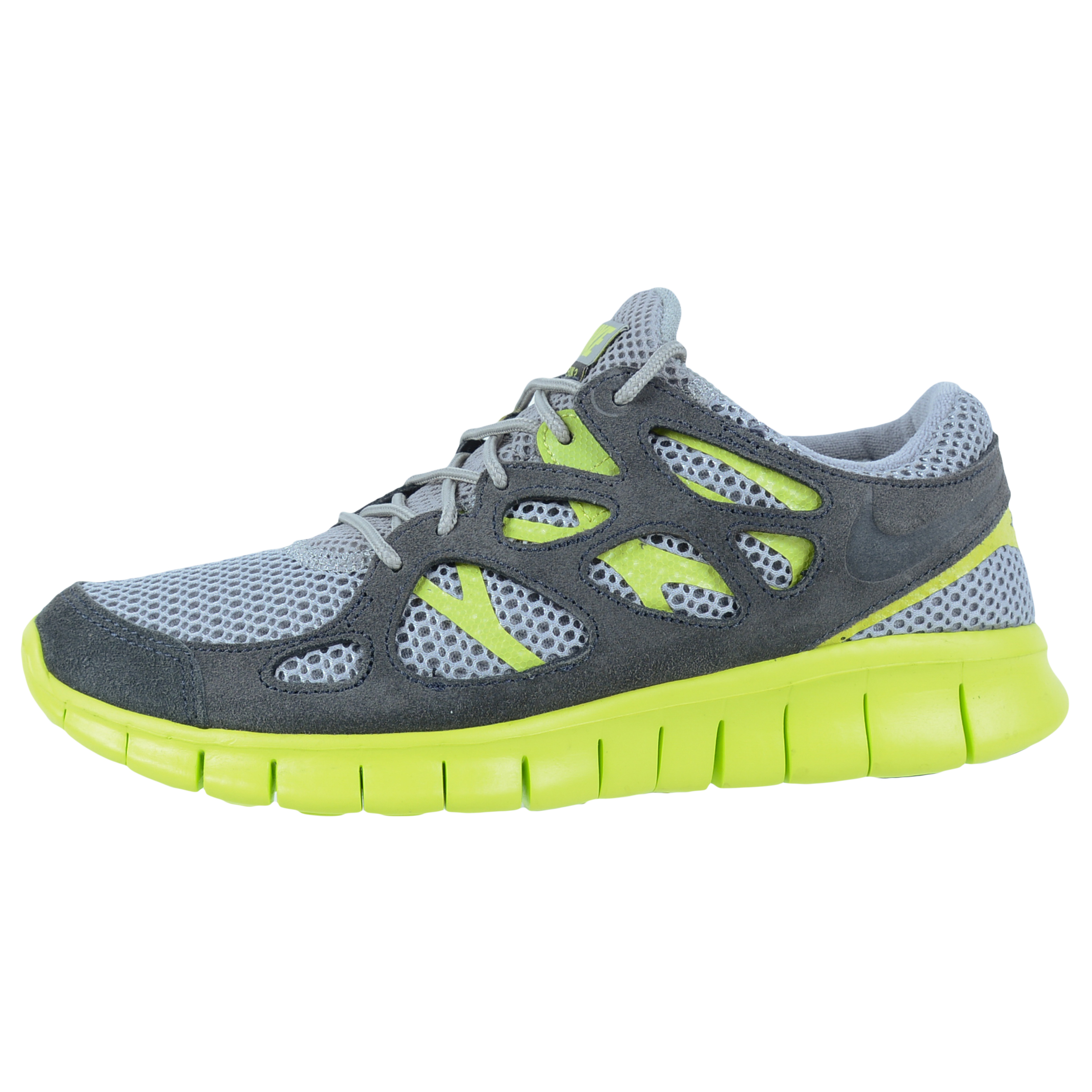 e9534c20ed1d ... spain nike free run 2 ext running shoes medium grey black night stadium  555174 003 d3abb