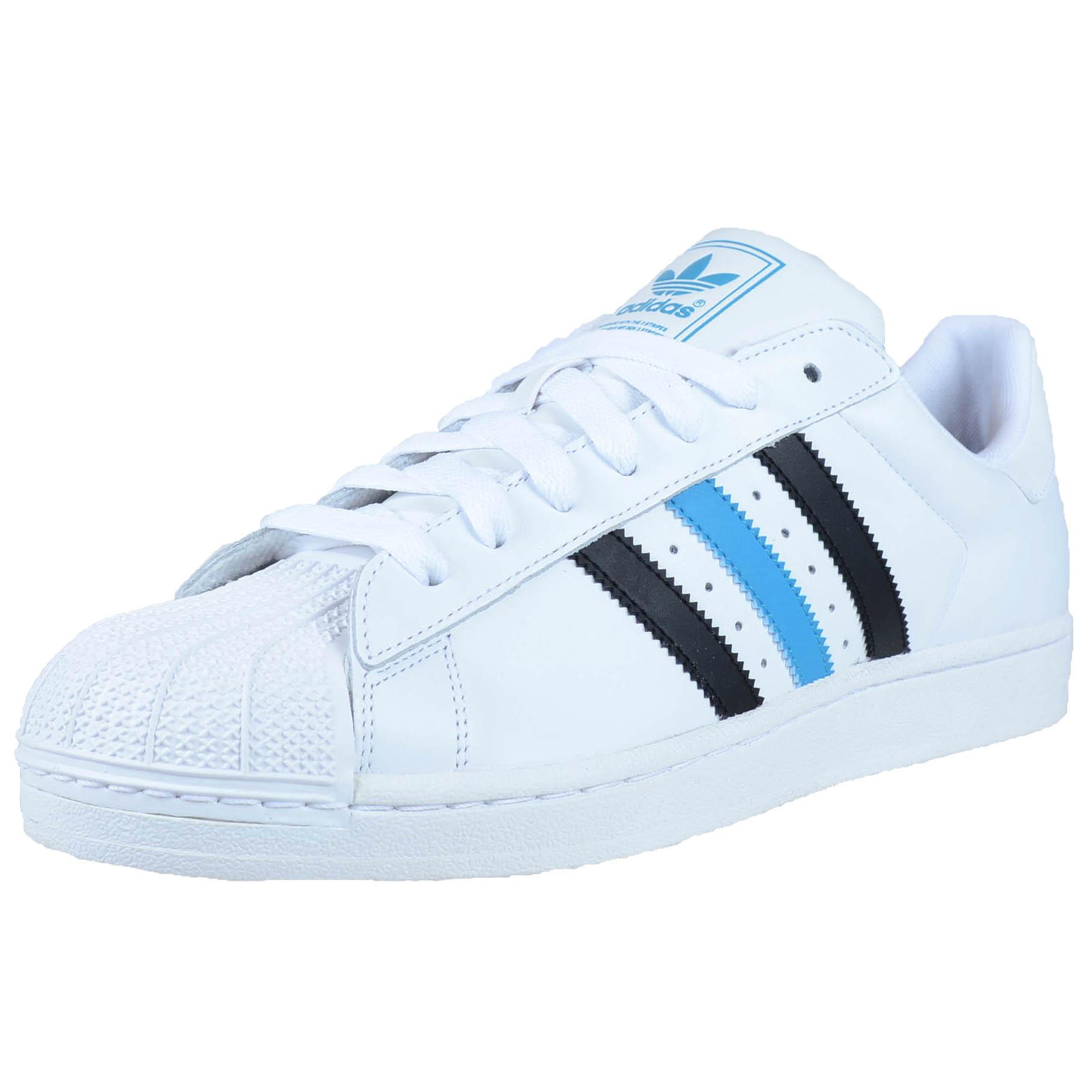 adidas superstar ii retro basketball shoes running white