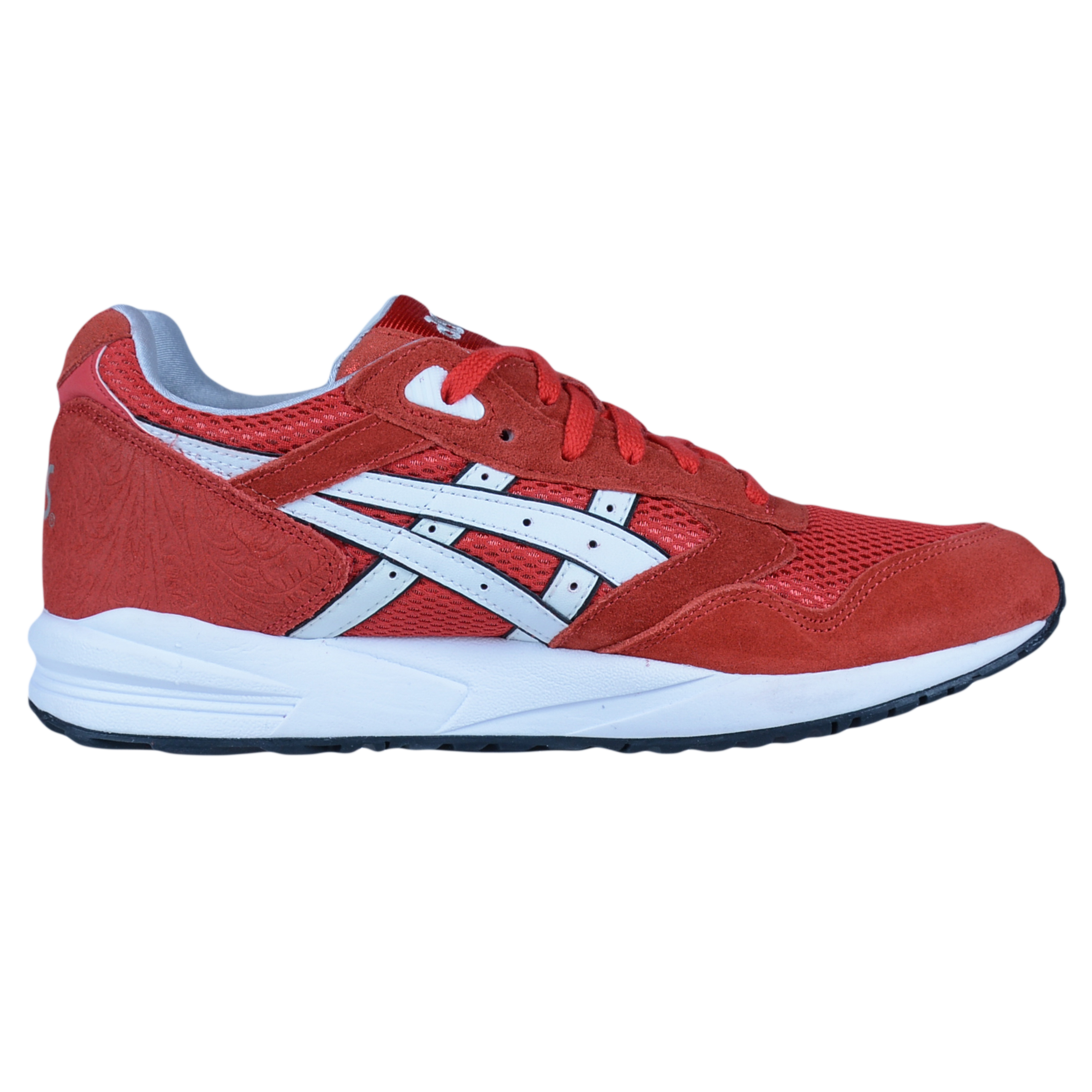 ASICS WOMEN'S GEL-SAGA LOVERS AND HATERS PACK FAIRY RED WHITE H462N 2301