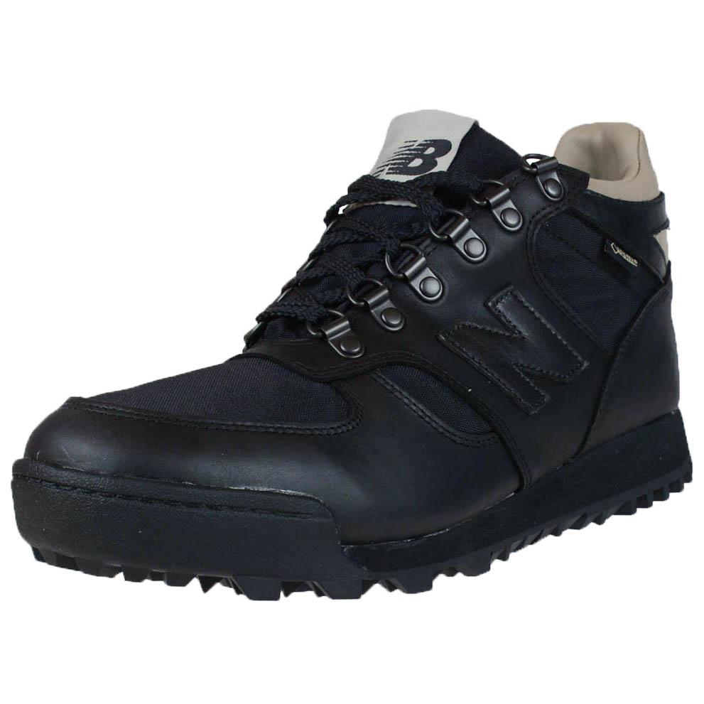 new balance boots. new balance rainier remastered gore-tex hiking boots black grey hlrainbg new balance boots