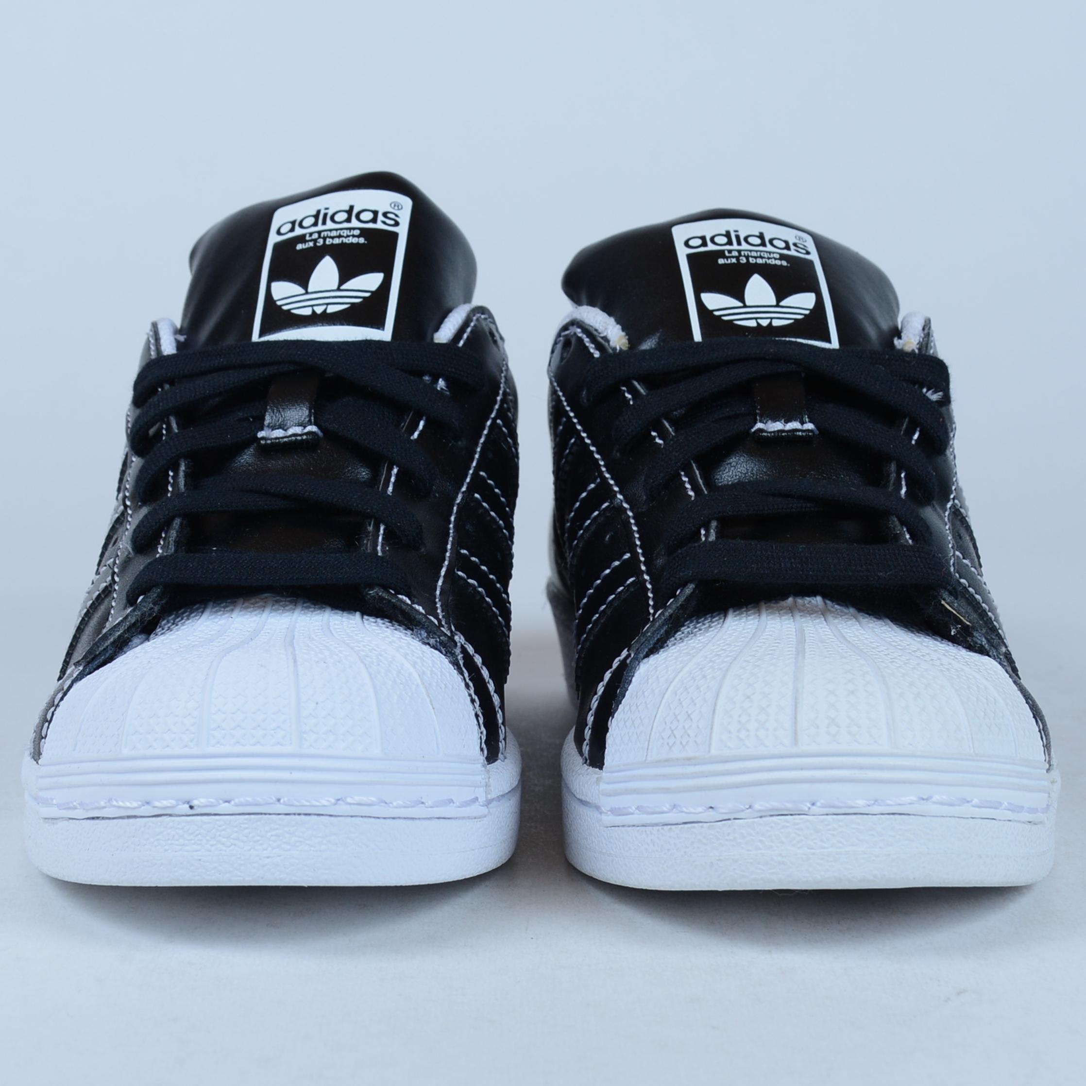 Adidas superstar gioventù 3 scarpe da ginnasticaale