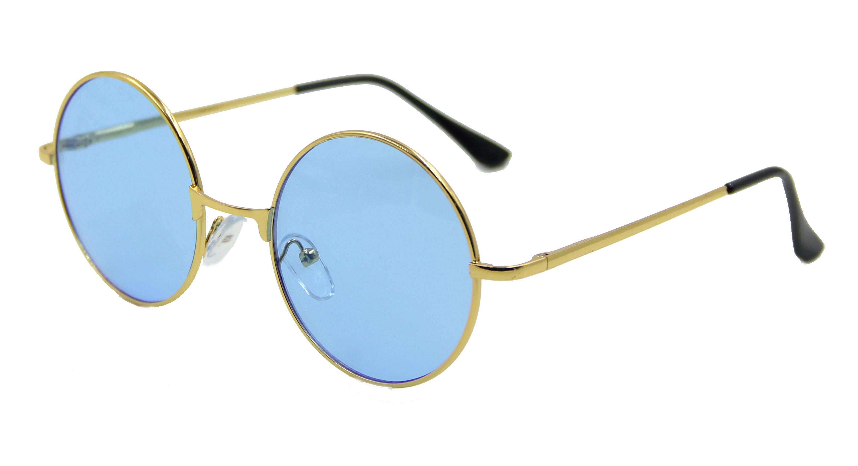 john lennon stil sonnenbrille ozzy osbourne hippie 70er jahre 80er kost m brille ebay. Black Bedroom Furniture Sets. Home Design Ideas