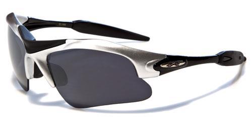 X-Loop Unisex Sport Wrap Polarised Sunglasses Full UV Cycling Fishing Running