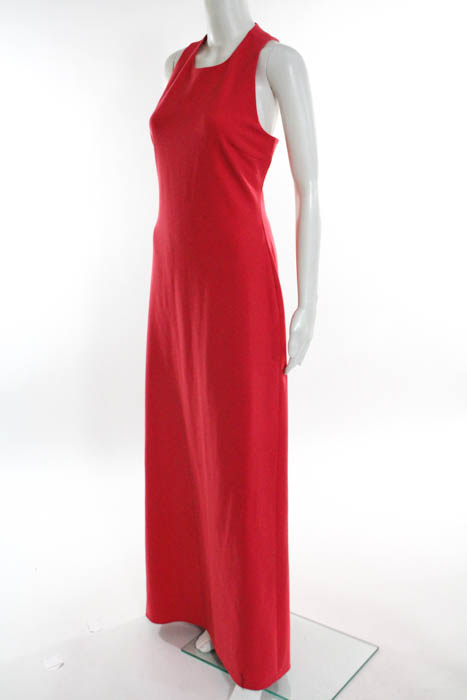 31aec67e31 Elizabeth and James Pink Sleeveless Yasmine Gown Size 10  695 ...