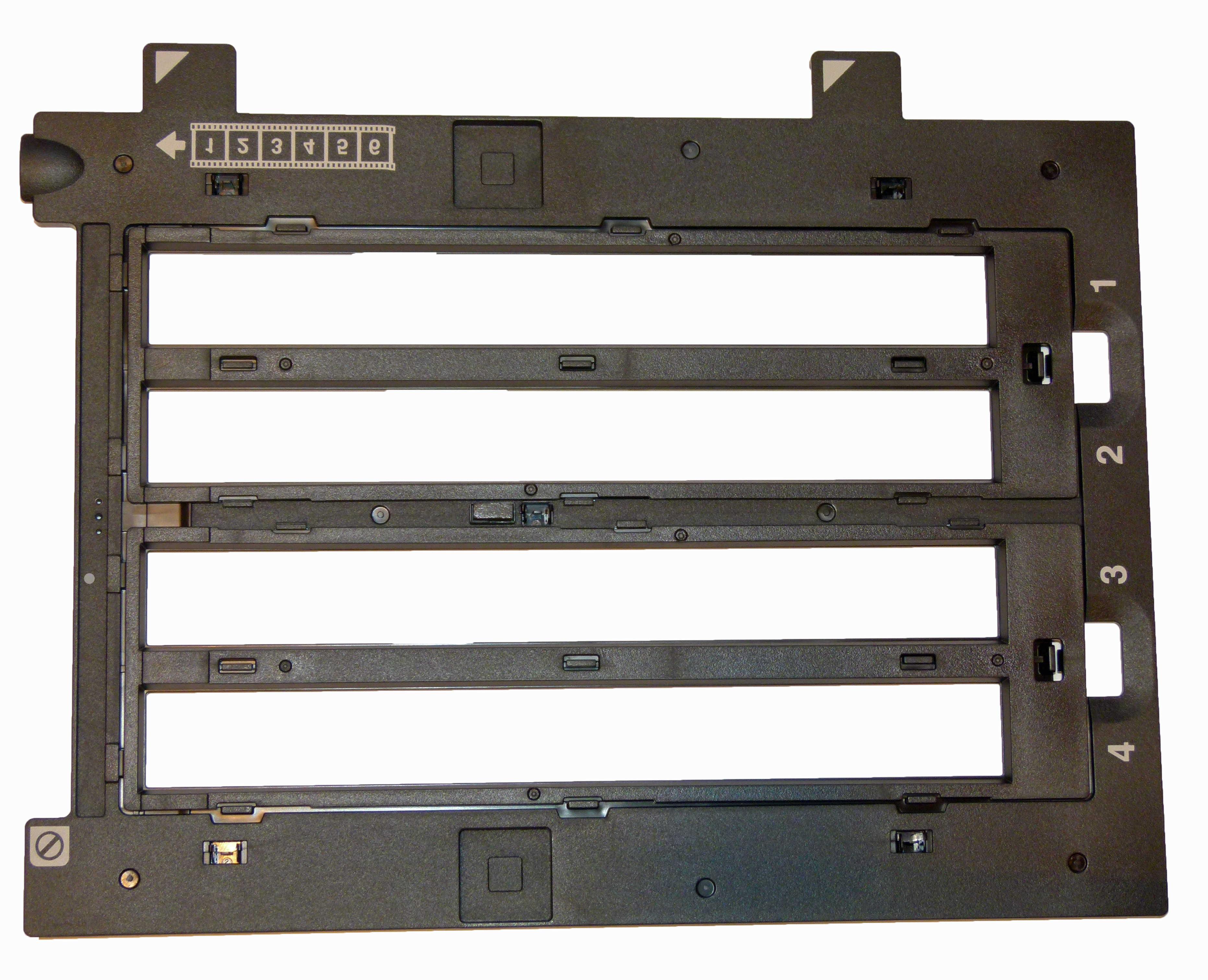 Film Guide 35mm Epson Perfection V330 Slide Holder /& Negative Holder