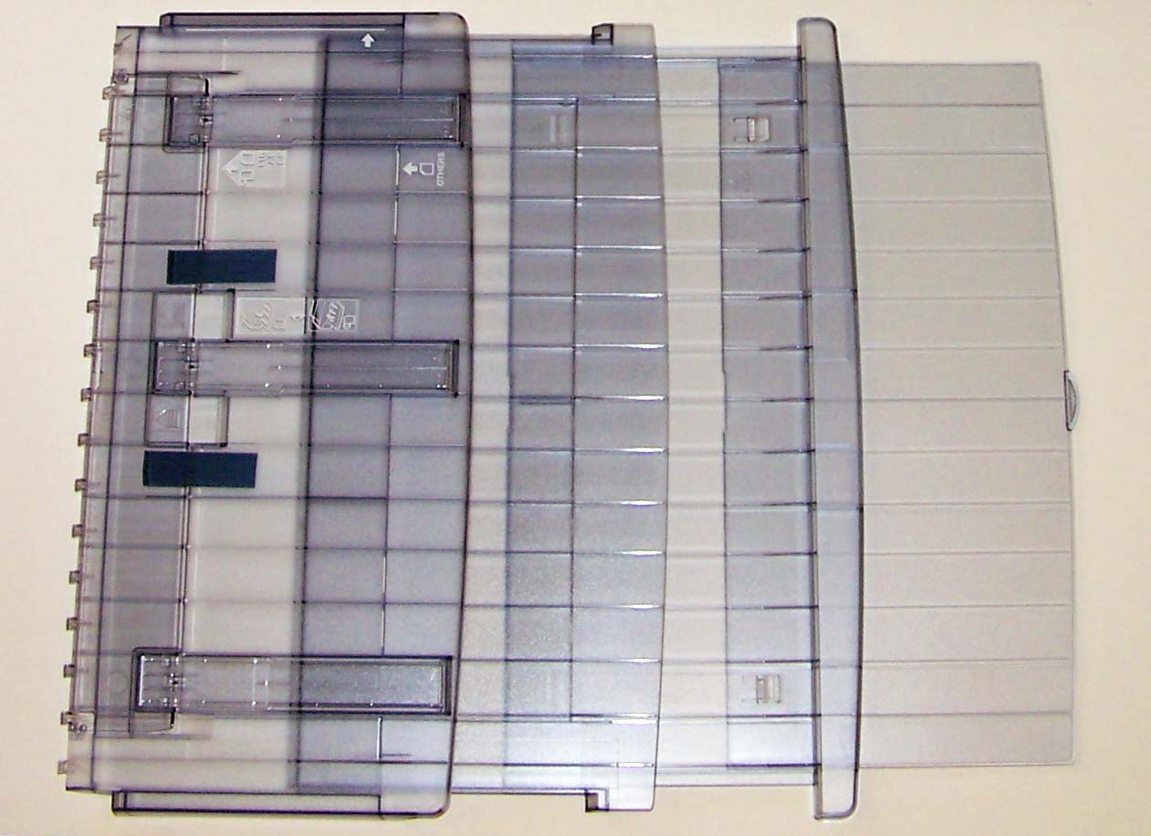 4880 NEW OEM Epson Stacker Output Tray Originally Shipped With STYLUS PRO 4800