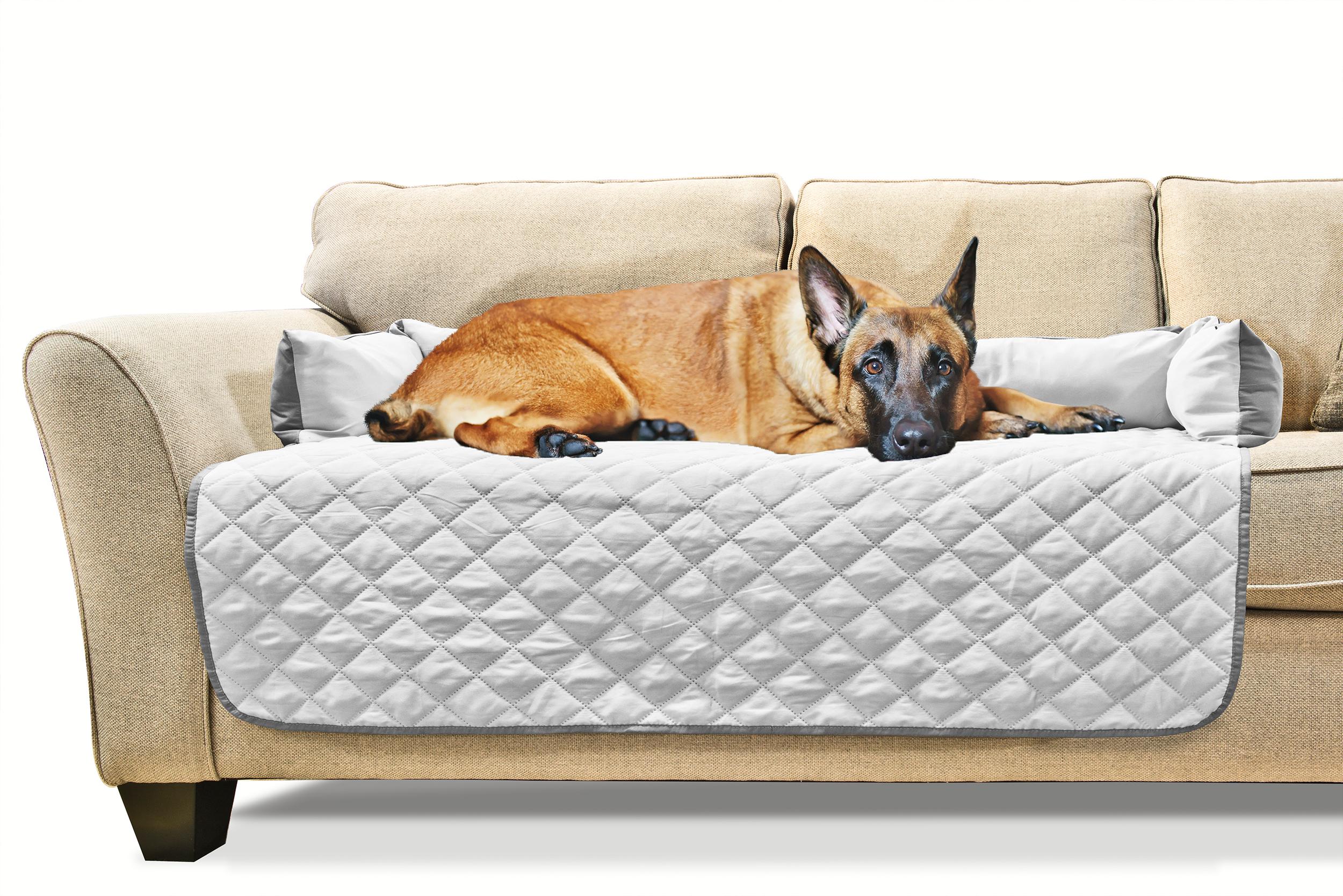 Furhaven Sofa Buddy Pet Bed Furniture Cover Ebay