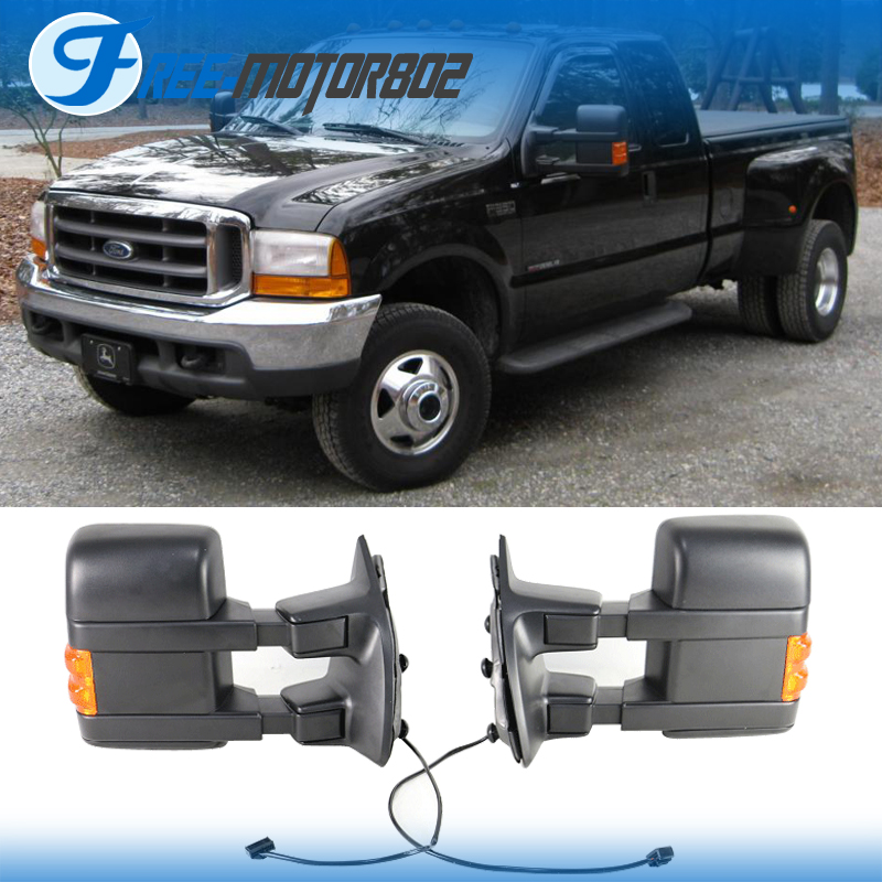 fit   ford     functional signal tow