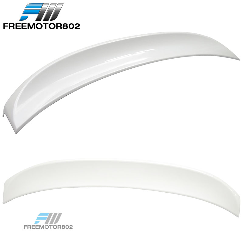 Fit 06-13 Lexus IS250IS350 ISF #077 Starfire Pearl Tricot Painted Trunk Spoiler