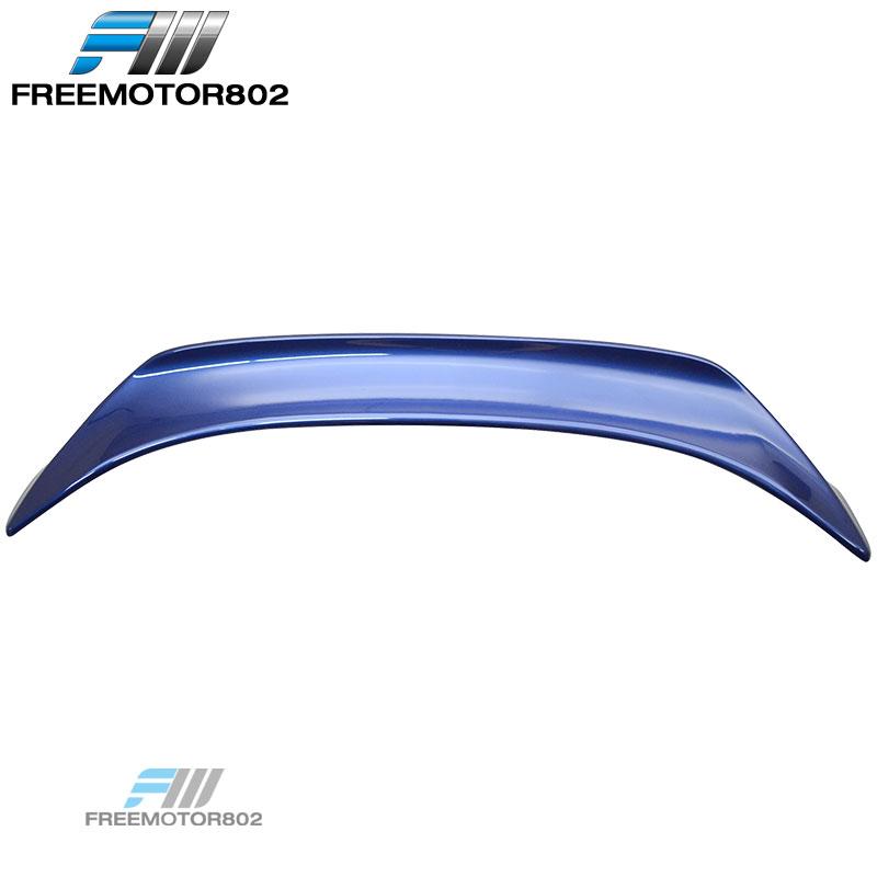 Fits Galaxy Blue Ultramarine #E8H 13-15 Scion FRS 13 14 BRZ Tr Trunk Spoiler