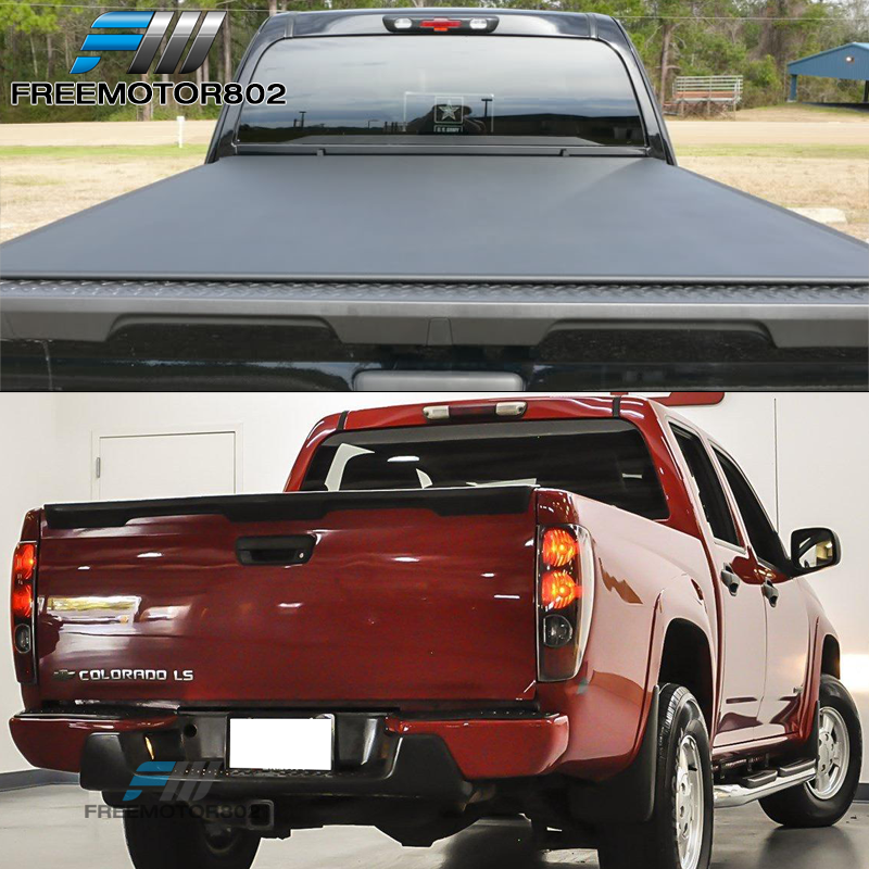 For 17-18 Chevrolet Colorado GMC Canyon Tailgate Protector PP
