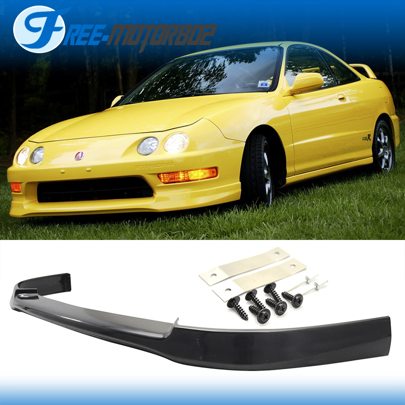 For 98-01 Acura Integra USDM Optional Type R Front Bumper