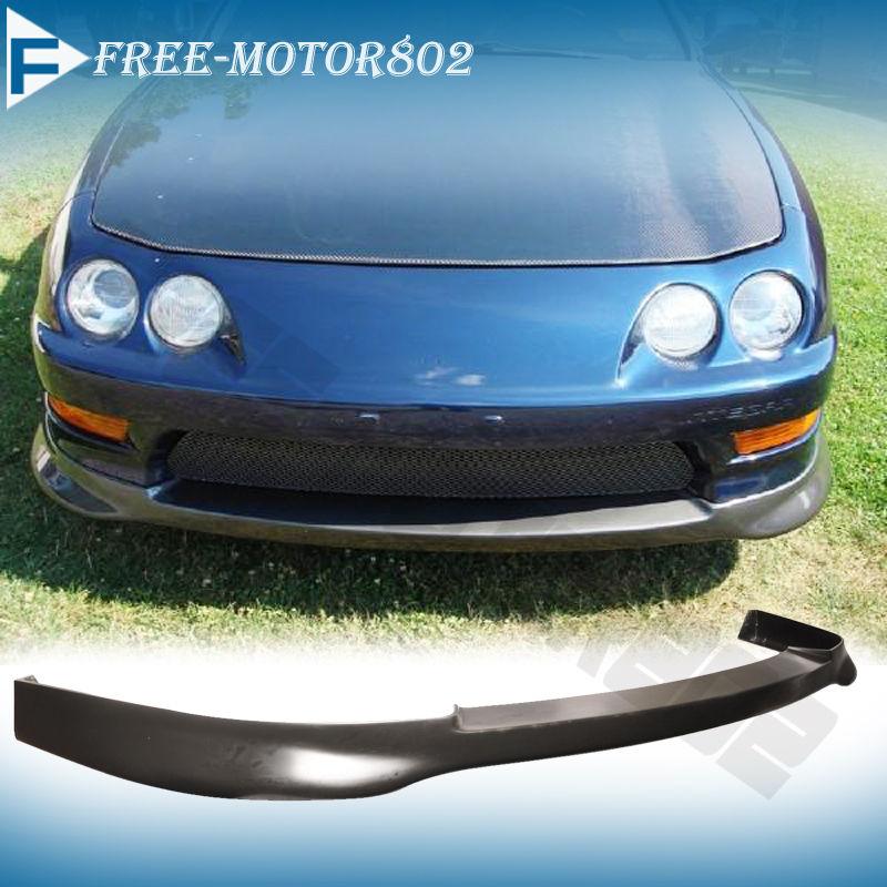 98 99 01 Acura Integra DC2 MUGN JDM Front Bumper Lip PU Poly Urethane Body Kit