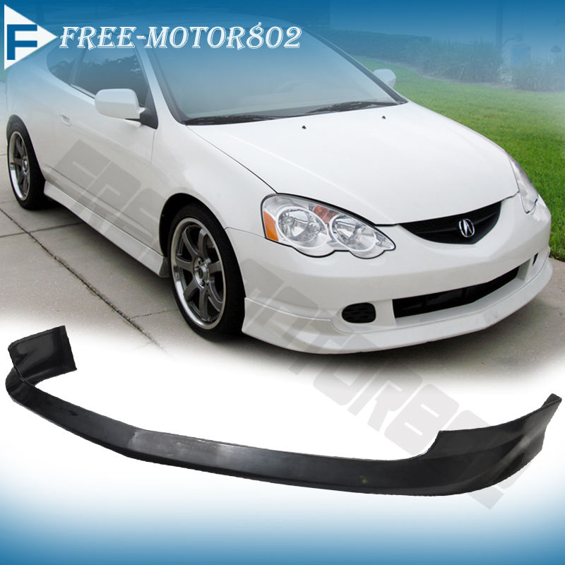 Fits 02-04 Acura RSX DC5 A-Spec Style Front Bumper Lip