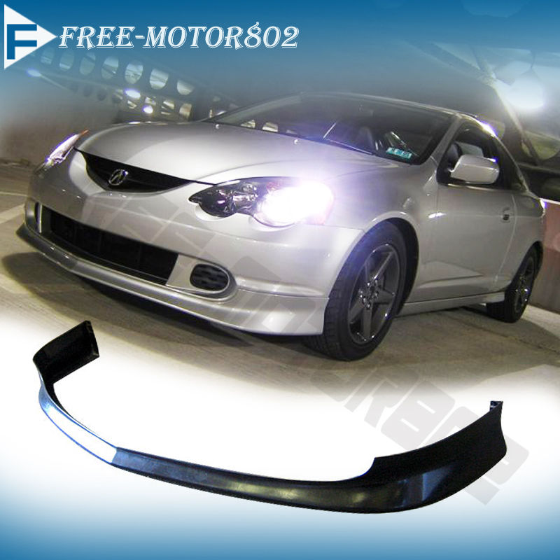 Fit 02-04 Acura RSX DC5 JDM TR Type-R Front Bumper Lip