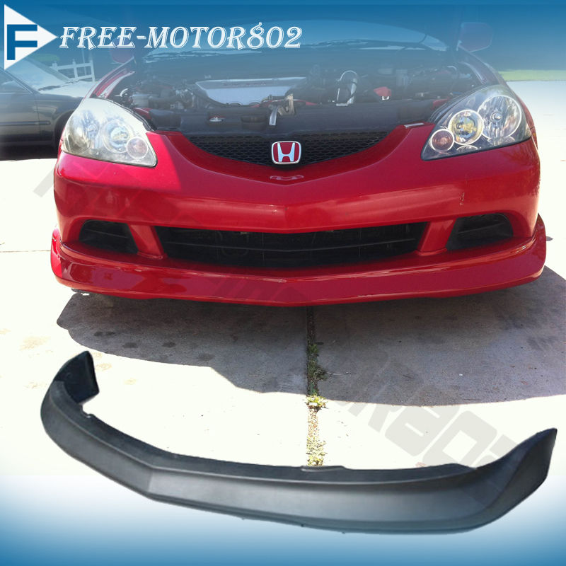 For 05 06 2005 2006 Acura RSX DC5 MUGEN Front Bumper Lip