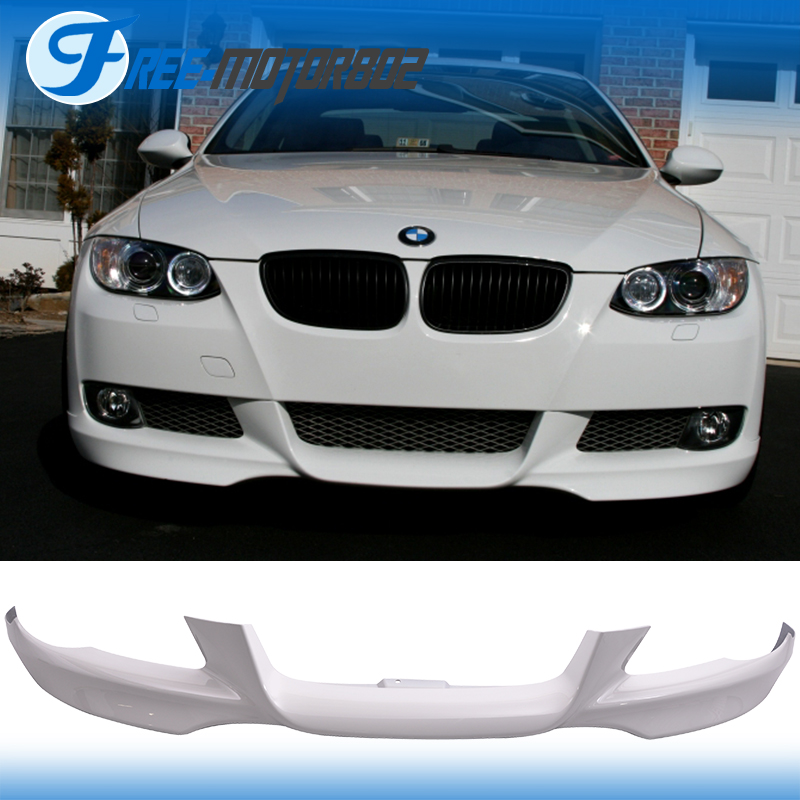 Bmwfort Package Includes: Fit 07-10 BMW E92 E93 3-Series Front Bumper Lip # 300
