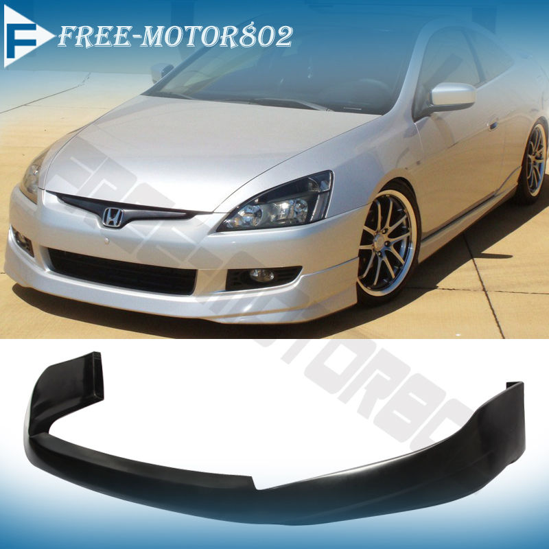 Fit 03-05 Honda Accord Coupe 2DR HFP Style Polyurethane