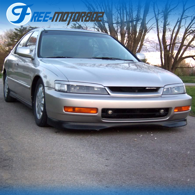 Fit For 96 97 Honda Accord Type R Style Front Bumper Lip