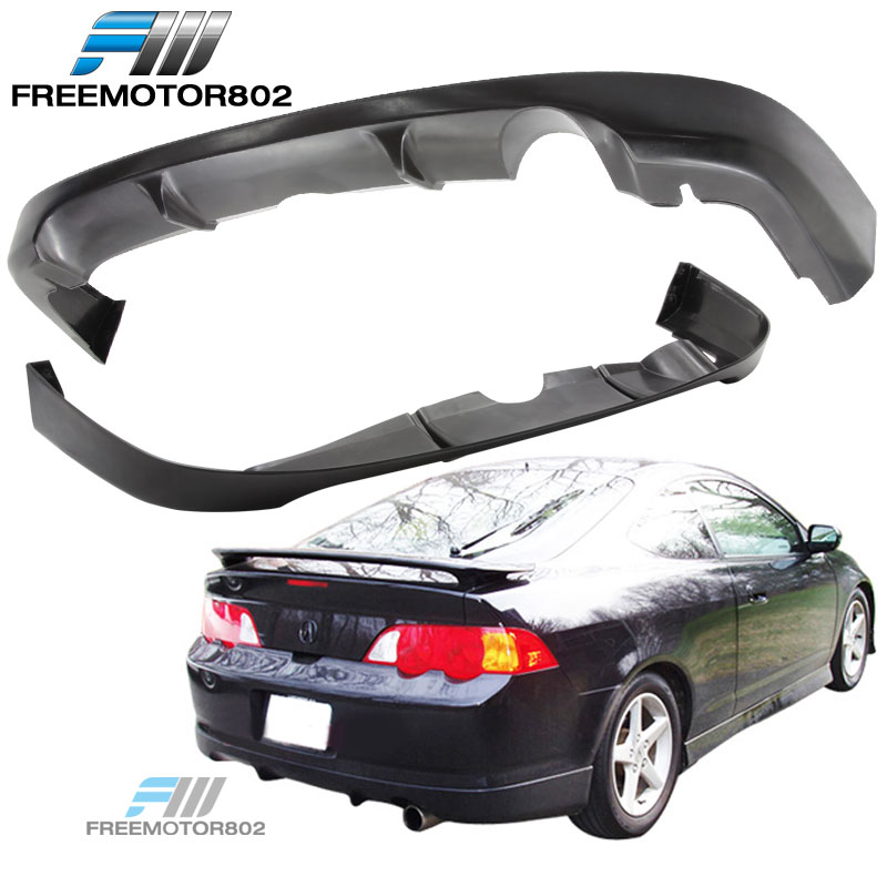 For 02 03 04 Acura RSX A-SPEC Rear Bumper Lip Spoiler