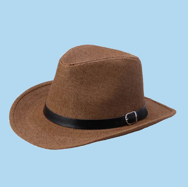 - the Jaxon Diamond Crown Toyo Fedora Hat is a stylish addition to the Jaxon line of men's straw. Classically dressed with a grosgrain ribbon hat band, side feather and Jaxon