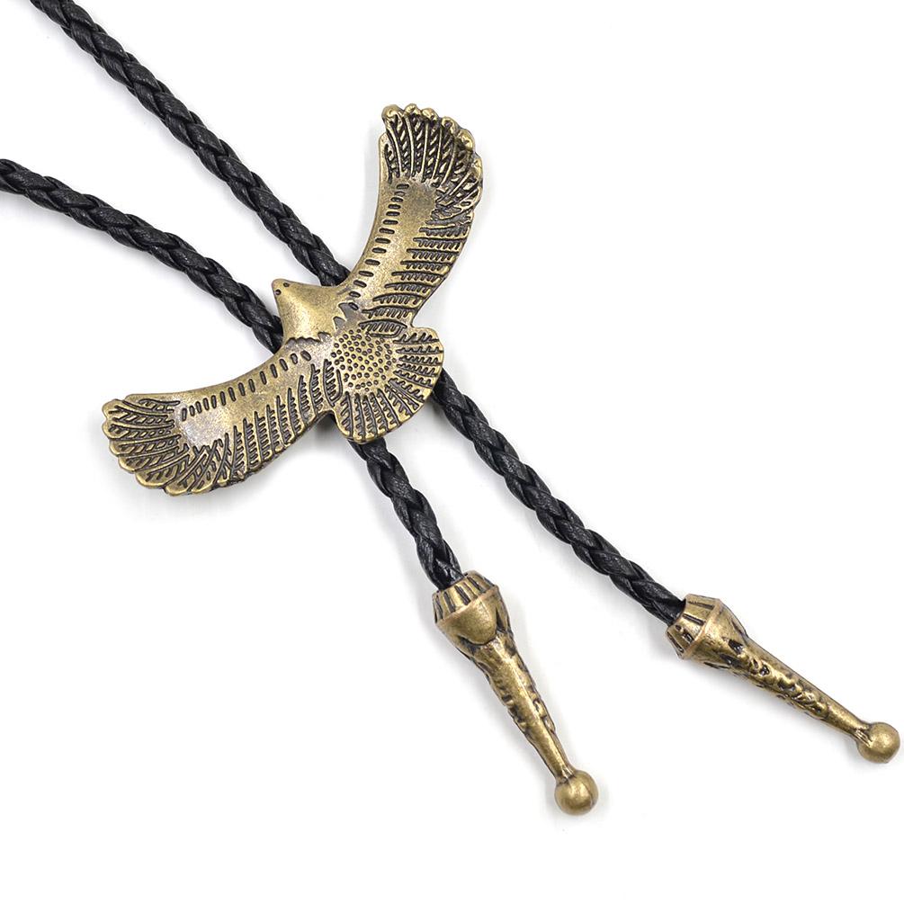 Bolotie Halskette Pentagramm Krawatte