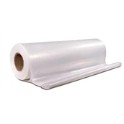 Plastic Sheeting Roll Tarp Cover Extra Heavy Duty 12/' x 100/' Clear Opaque 6 mil